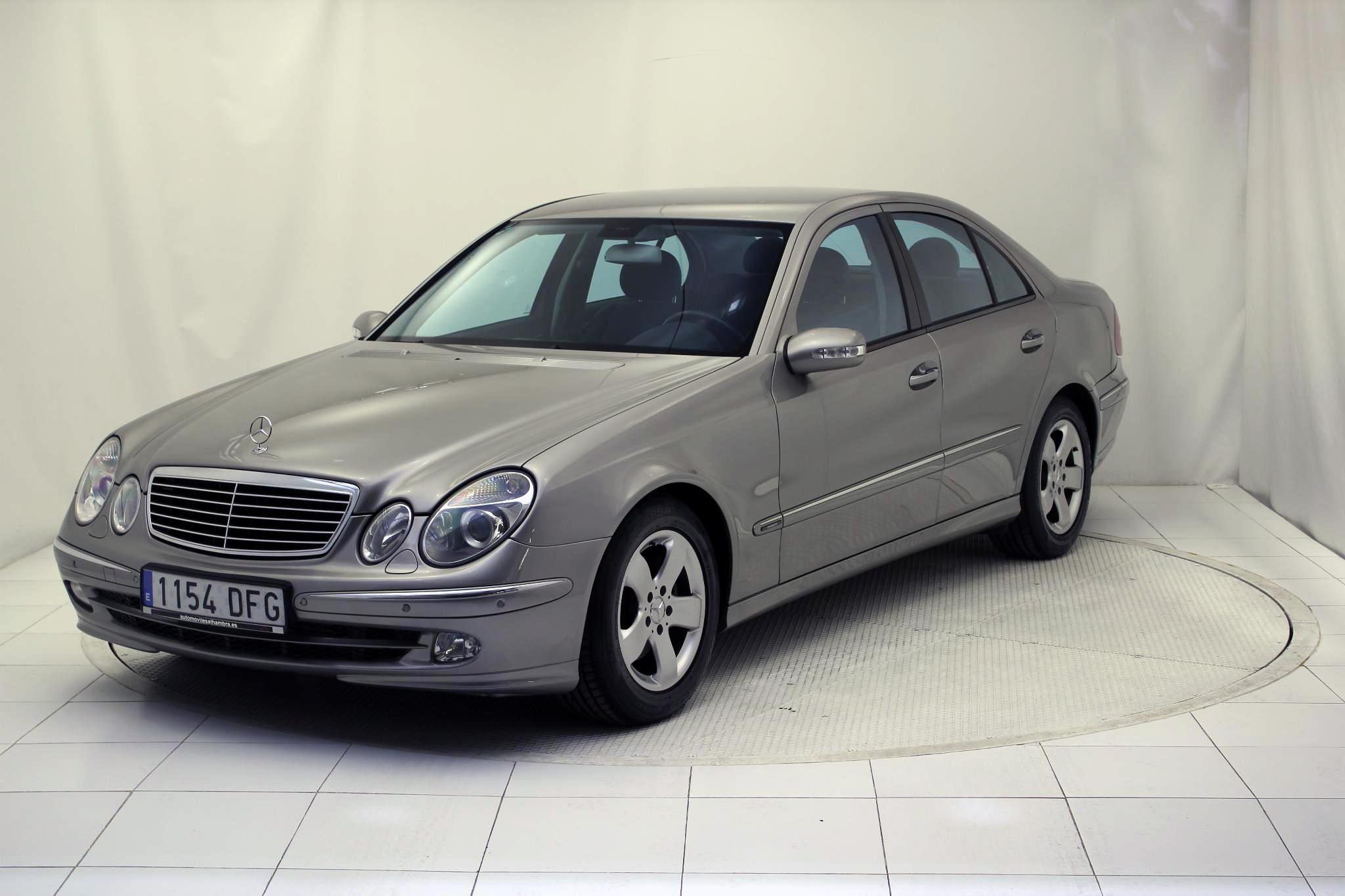 Coches de segunda mano y ocasi n alhambra servicios for Mercedes benz alhambra