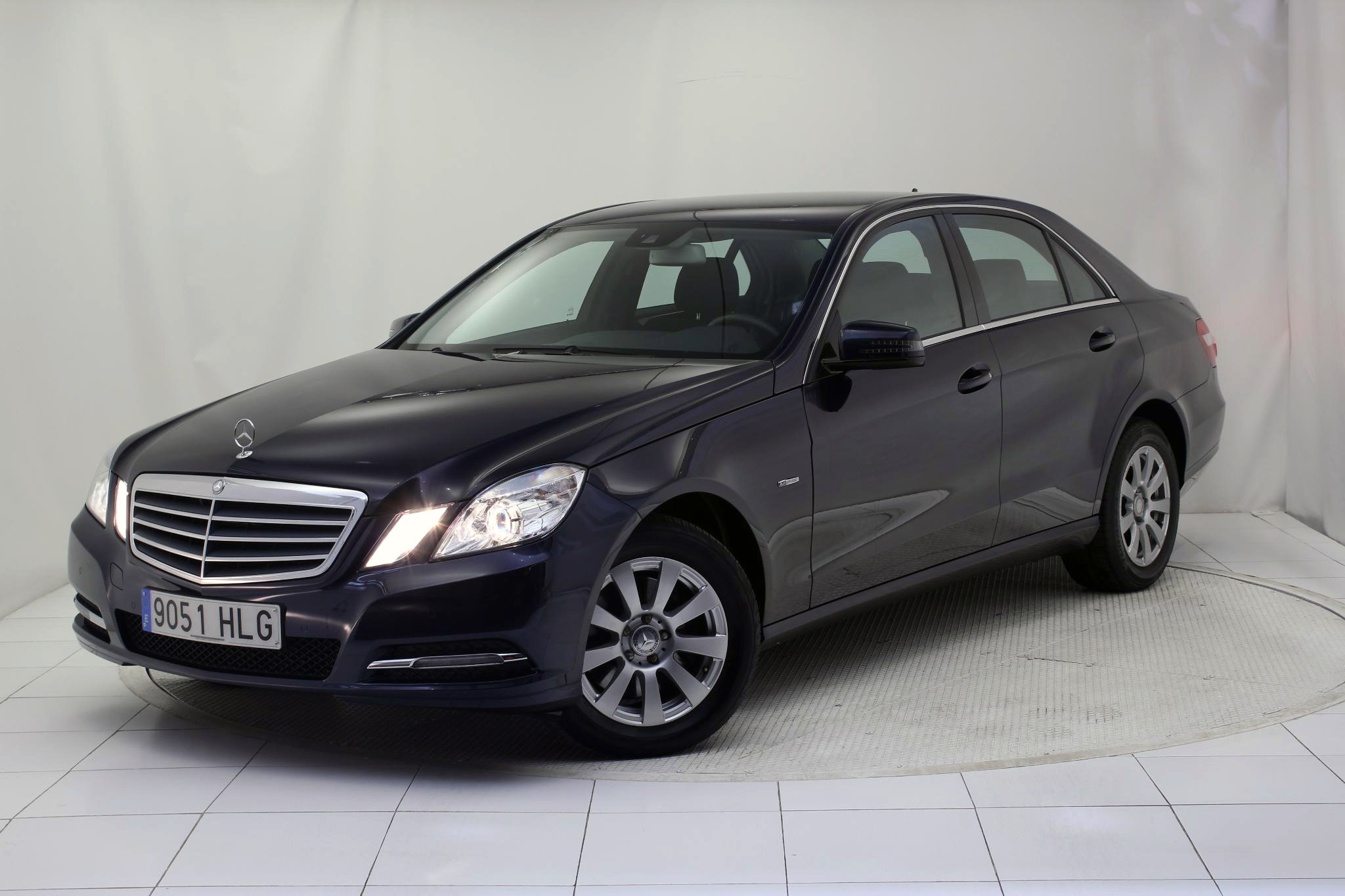 Mercedes-Benz Clase E CLASE E 250 CDI BLUE EFFICIENCY AUTO imagen 1