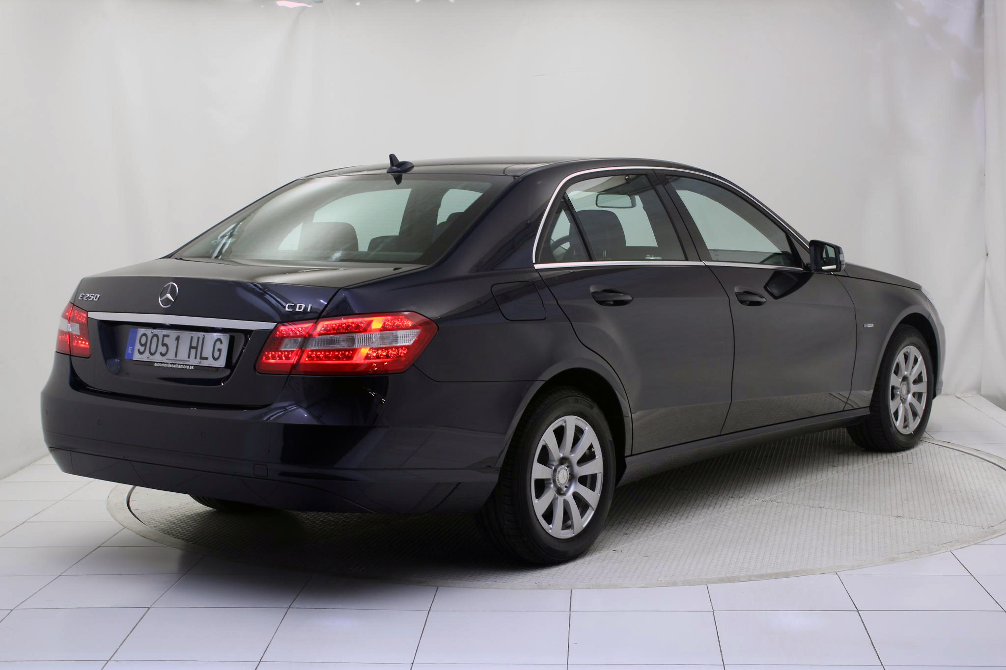 Mercedes-Benz Clase E CLASE E 250 CDI BLUE EFFICIENCY AUTO imagen 5