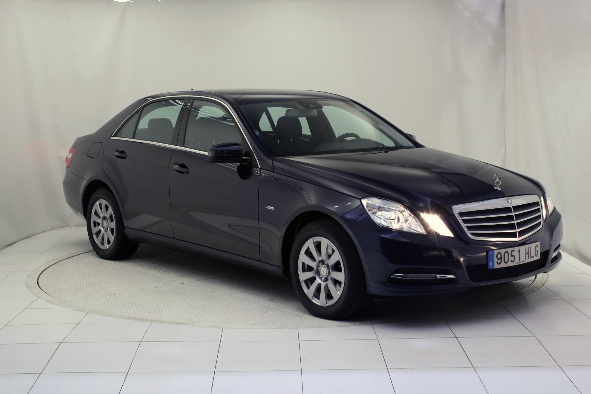 Mercedes-Benz Clase E CLASE E 250 CDI BLUE EFFICIENCY AUTO imagen 3
