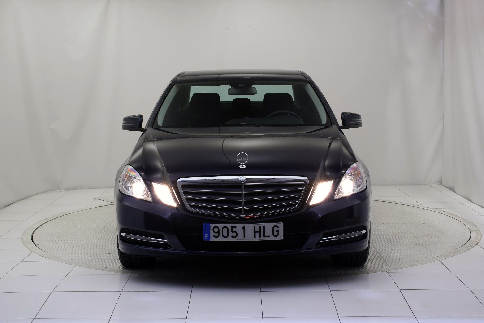 Mercedes-Benz Clase E CLASE E 250 CDI BLUE EFFICIENCY AUTO imagen 2