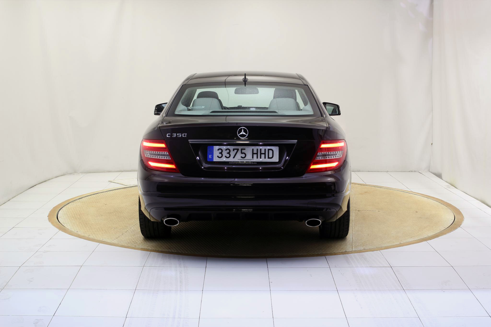 Mercedes-Benz Clase C CLASE C COUPE 350 BLUE EFFICIENCY AUTO imagen 6