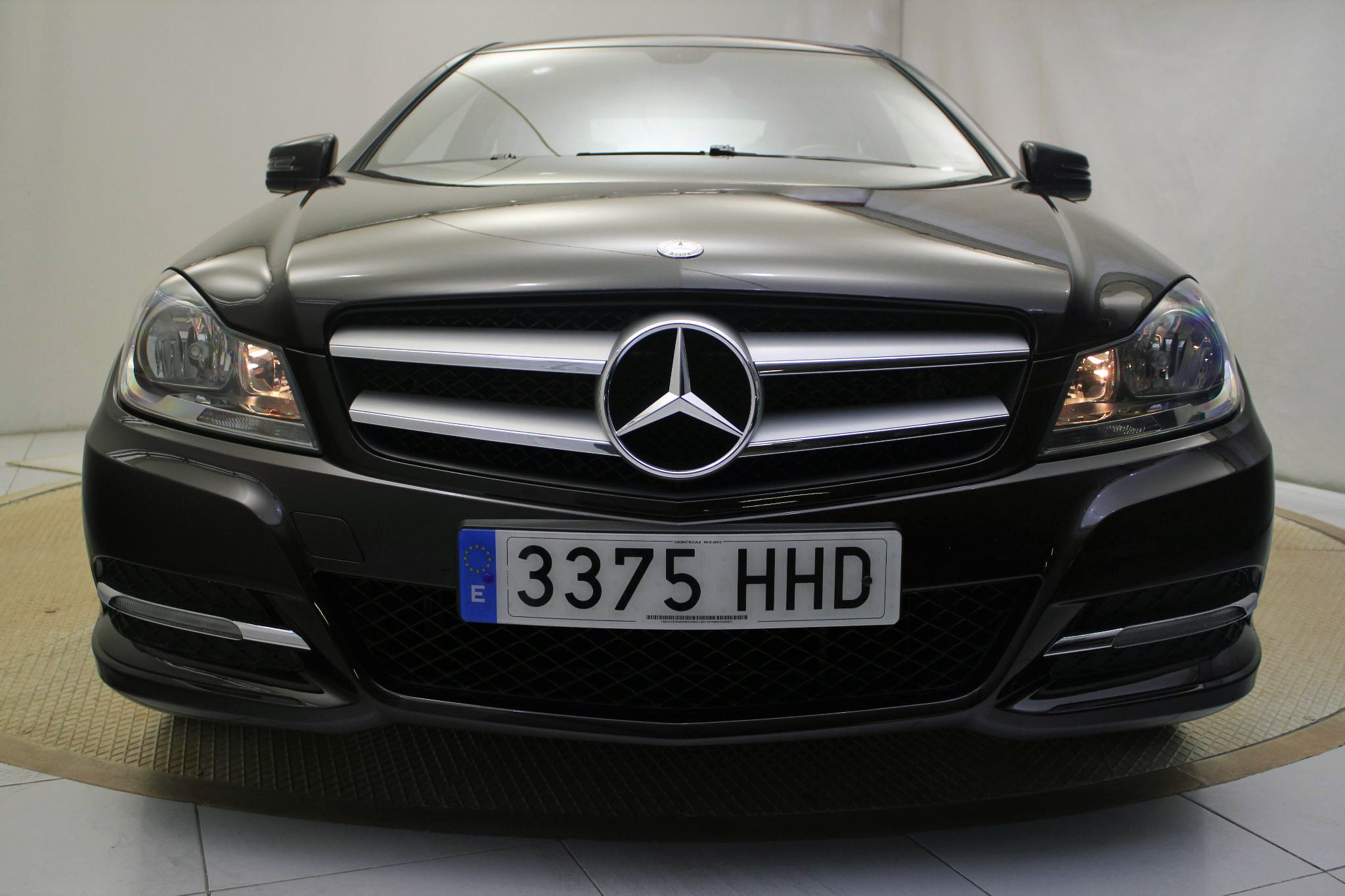 Mercedes-Benz Clase C CLASE C COUPE 350 BLUE EFFICIENCY AUTO imagen 50