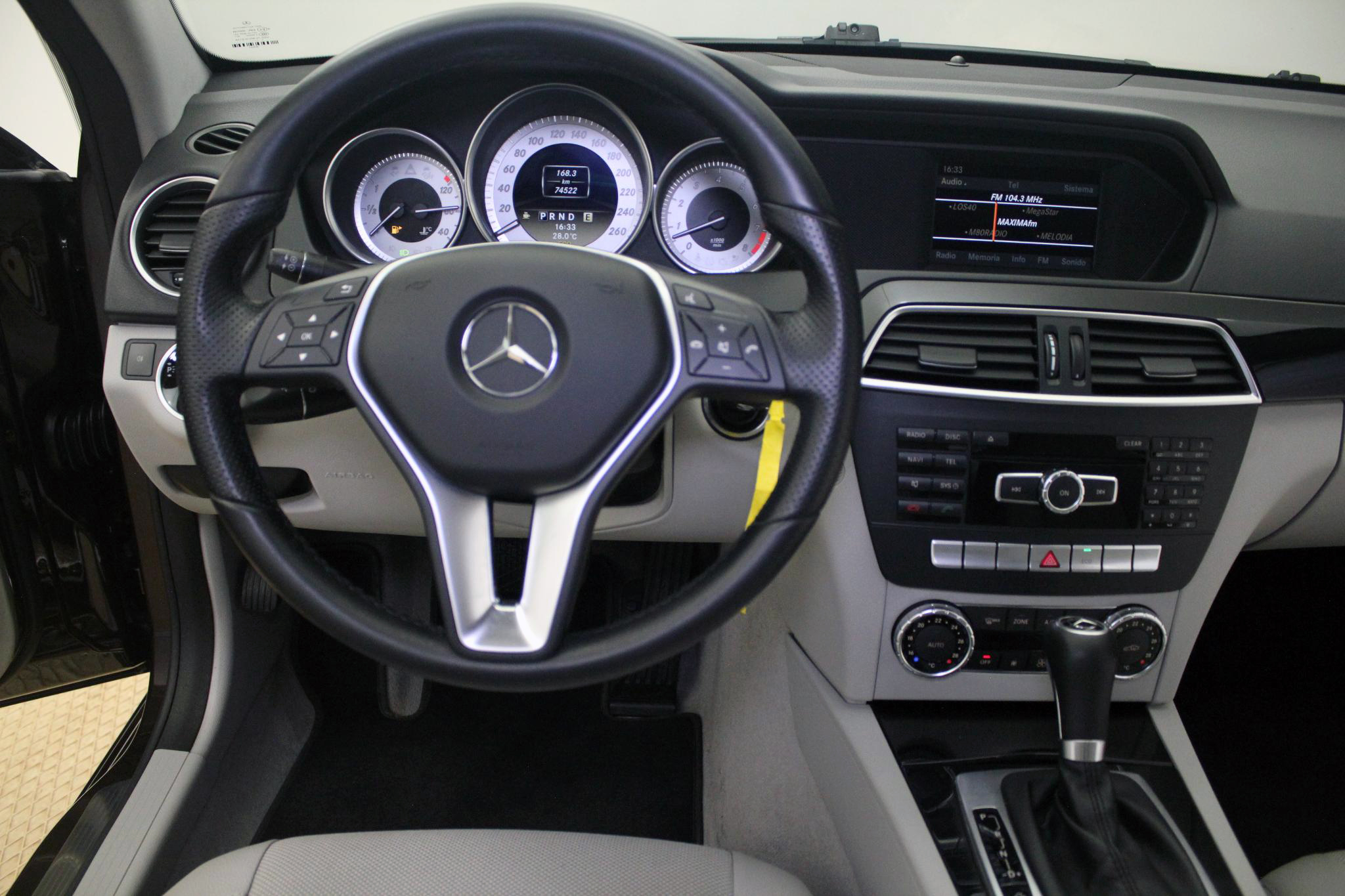 Mercedes-Benz Clase C CLASE C COUPE 350 BLUE EFFICIENCY AUTO imagen 11