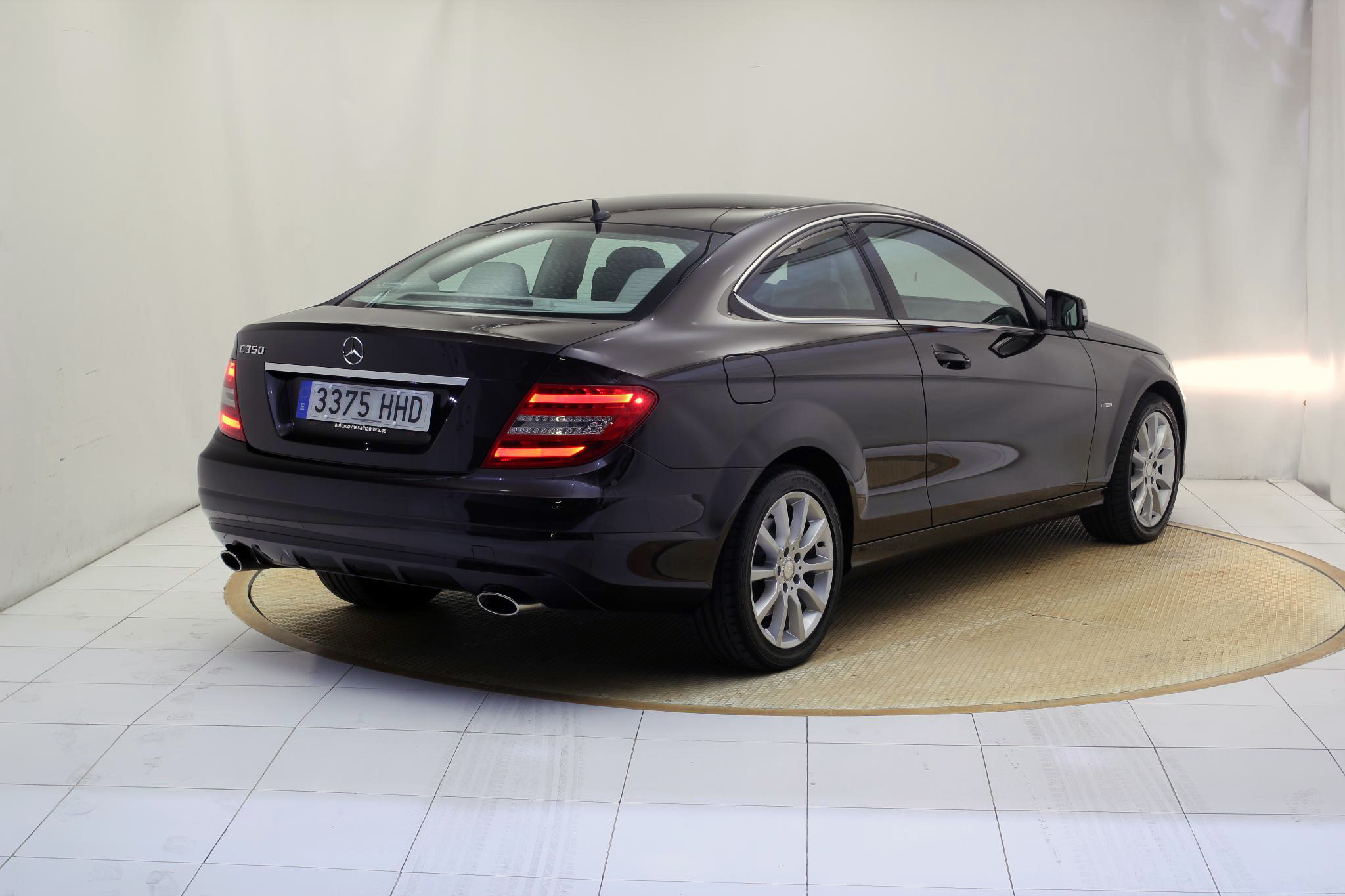 Mercedes-Benz Clase C CLASE C COUPE 350 BLUE EFFICIENCY AUTO imagen 5