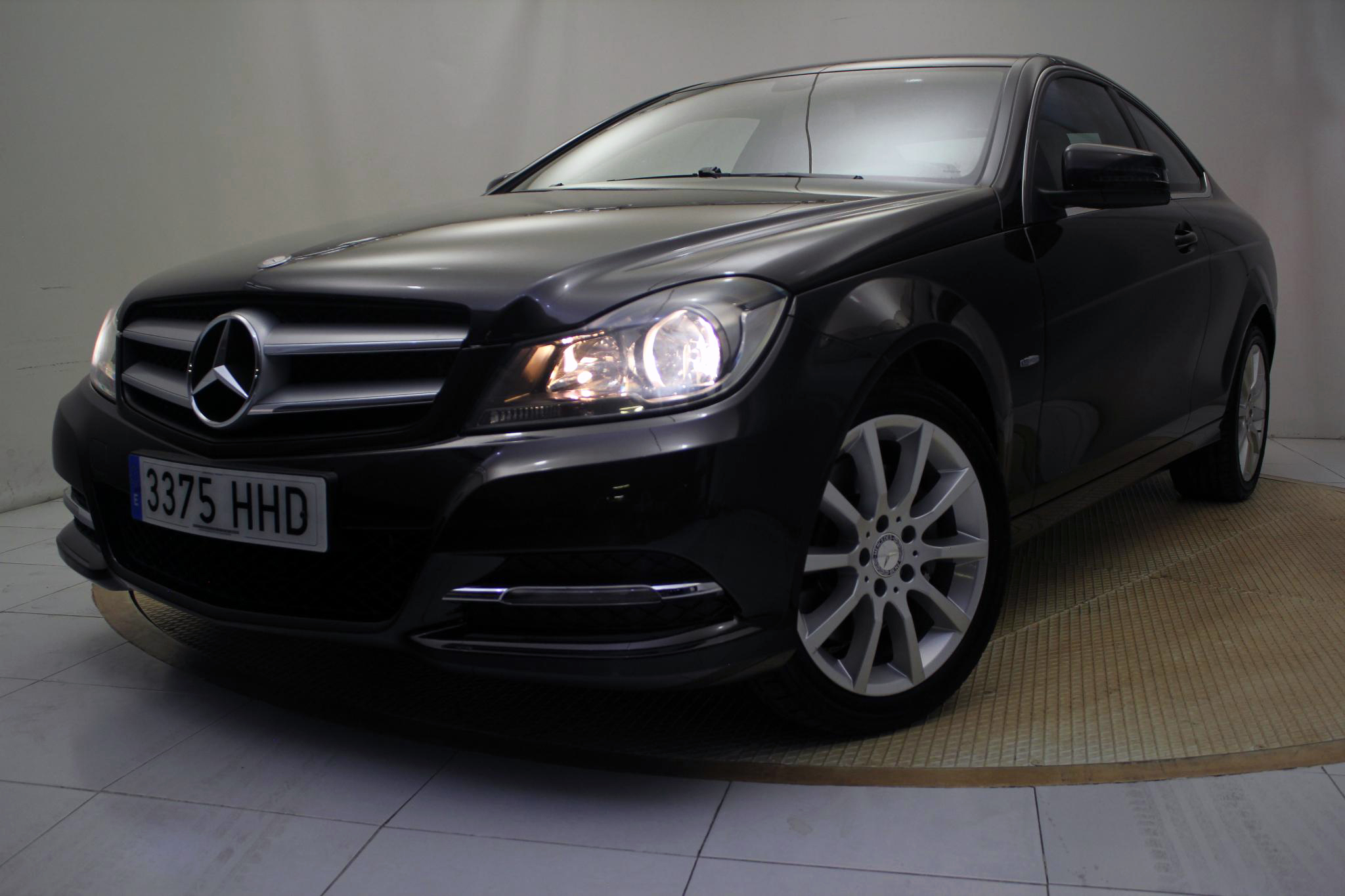 Mercedes-Benz Clase C CLASE C 350 COUPE BLUE EFFICIENCY AUTO imagen 53
