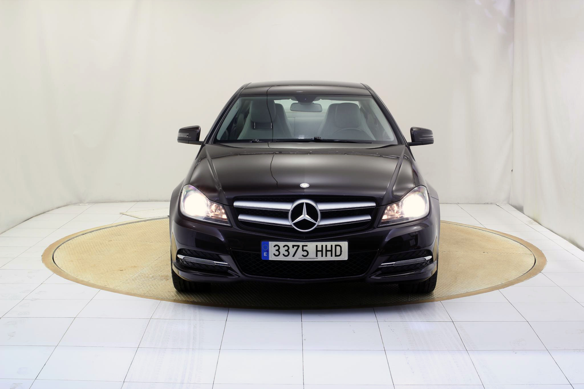 Mercedes-Benz Clase C CLASE C 350 COUPE BLUE EFFICIENCY AUTO imagen 2