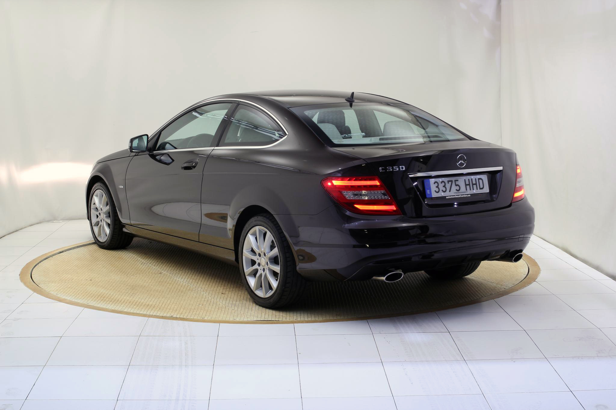 Mercedes-Benz Clase C CLASE C COUPE 350 BLUE EFFICIENCY AUTO imagen 7