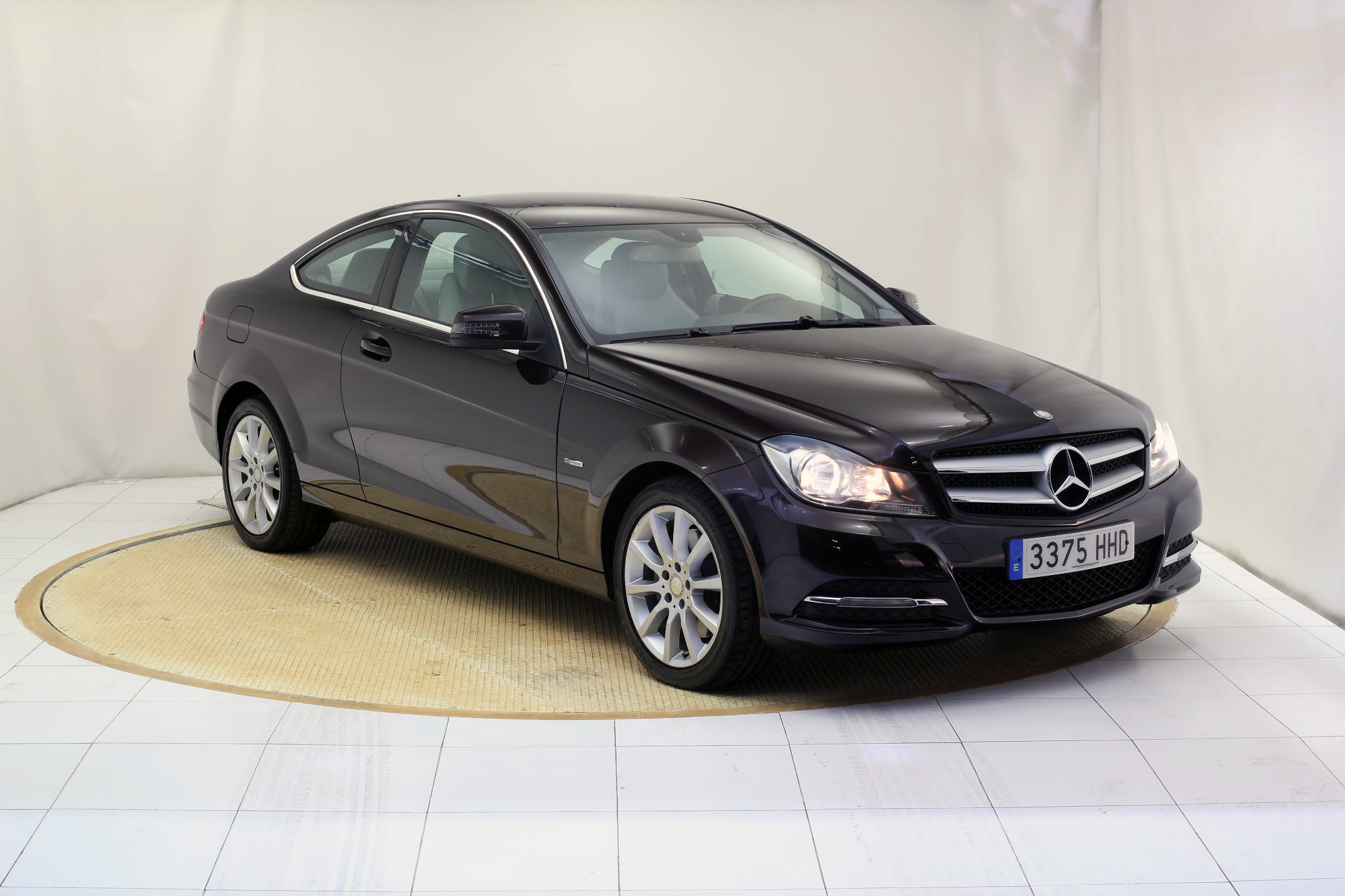 Mercedes-Benz Clase C CLASE C 350 COUPE BLUE EFFICIENCY AUTO imagen 3
