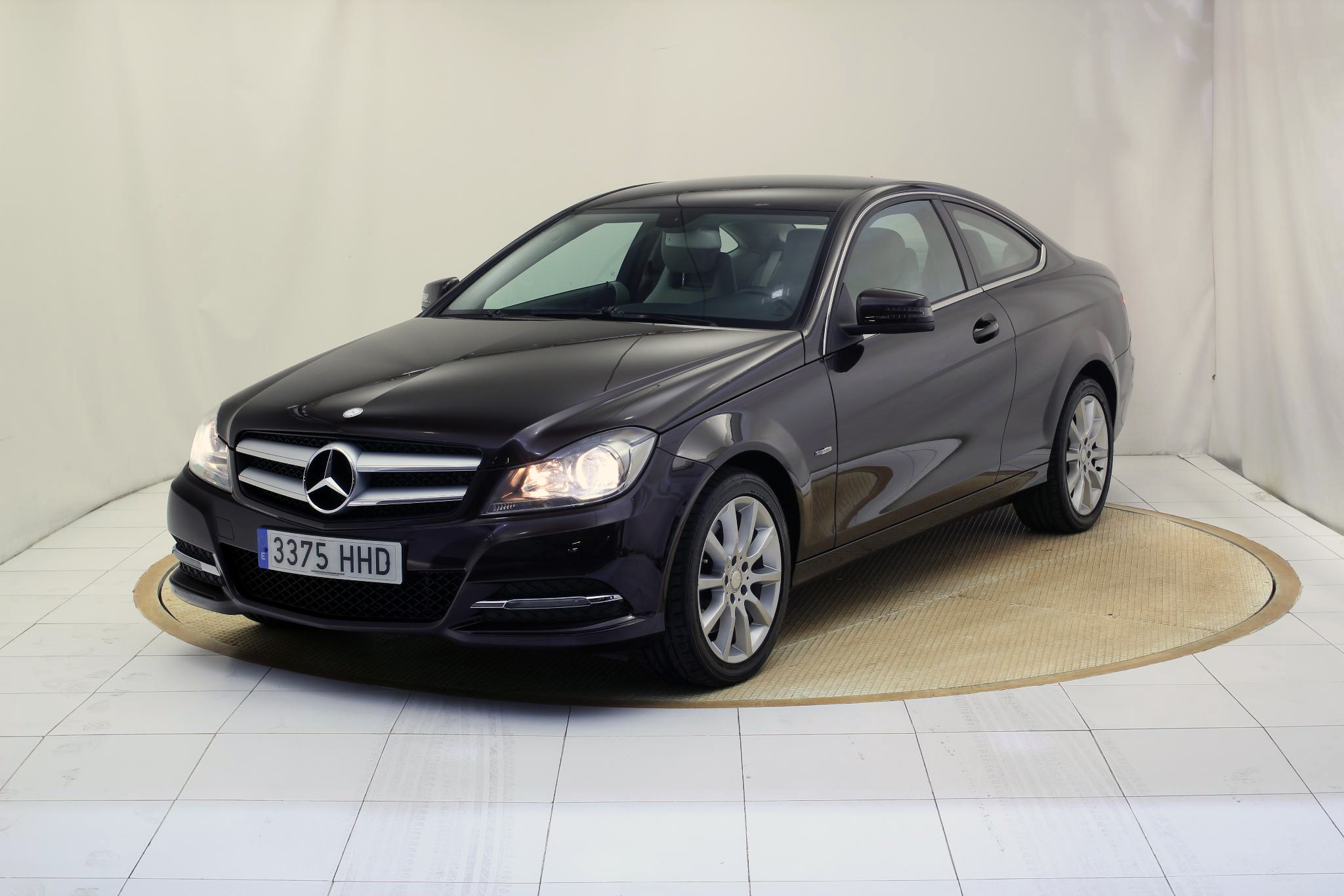 Mercedes-Benz Clase C CLASE C 350 COUPE BLUE EFFICIENCY AUTO imagen 1