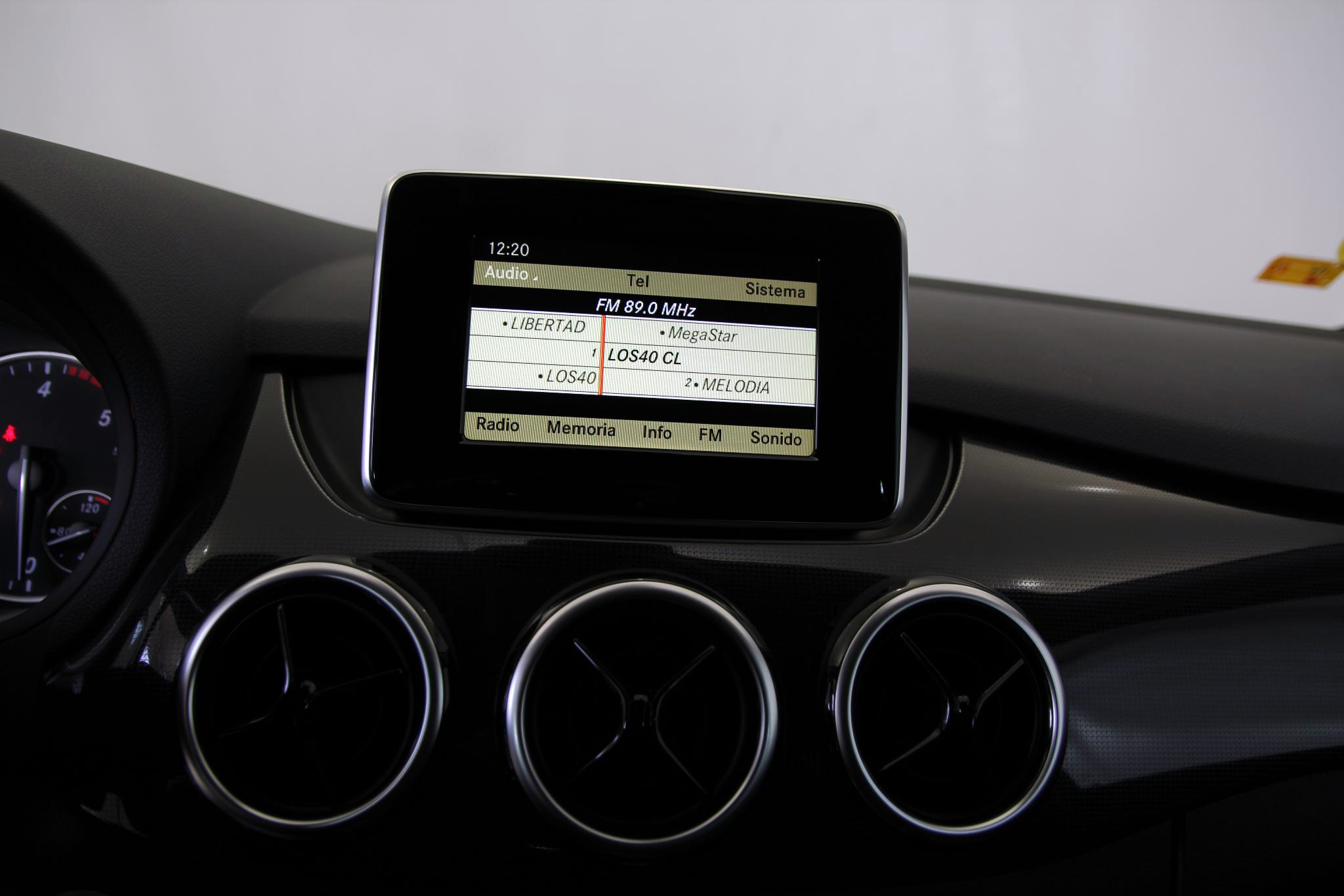 Mercedes-Benz Clase B CLASE B 180 CDI BLUE EFFICIENCY 5P imagen 25