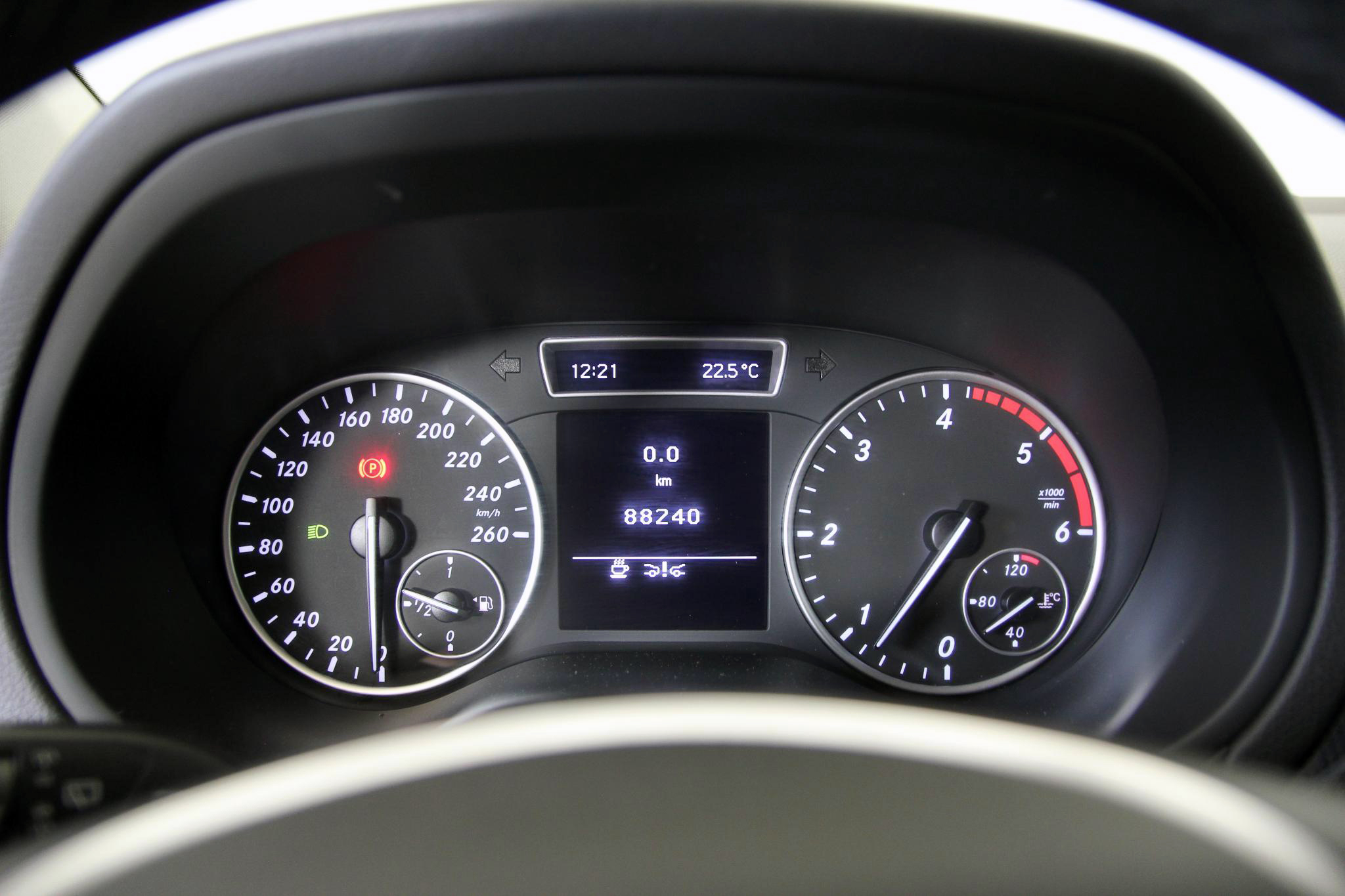 Mercedes-Benz Clase B CLASE B 180 CDI BLUE EFFICIENCY 5P imagen 24