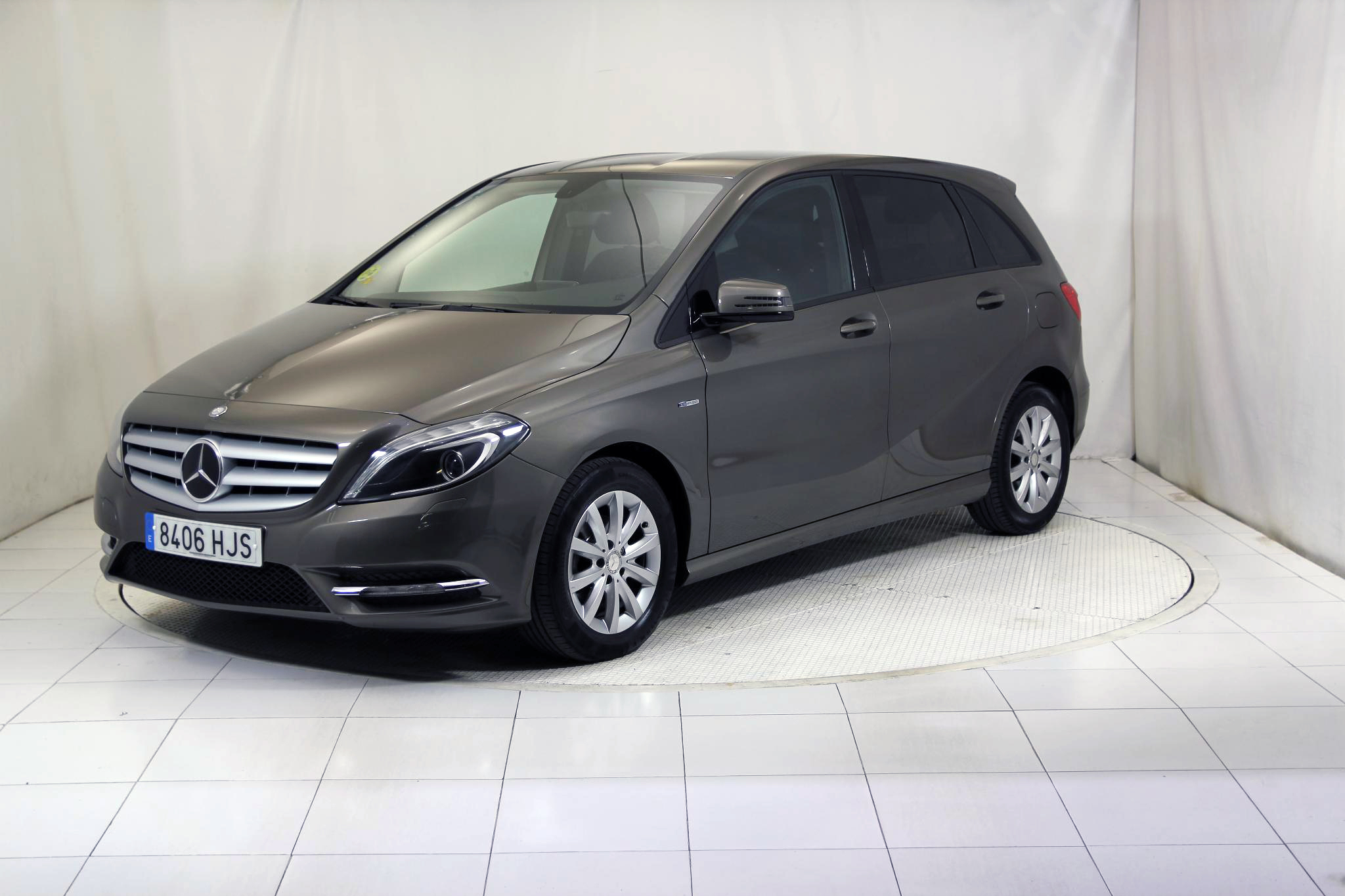Mercedes-Benz Clase B CLASE B 180 CDI BLUE EFFICIENCY 5P imagen 1