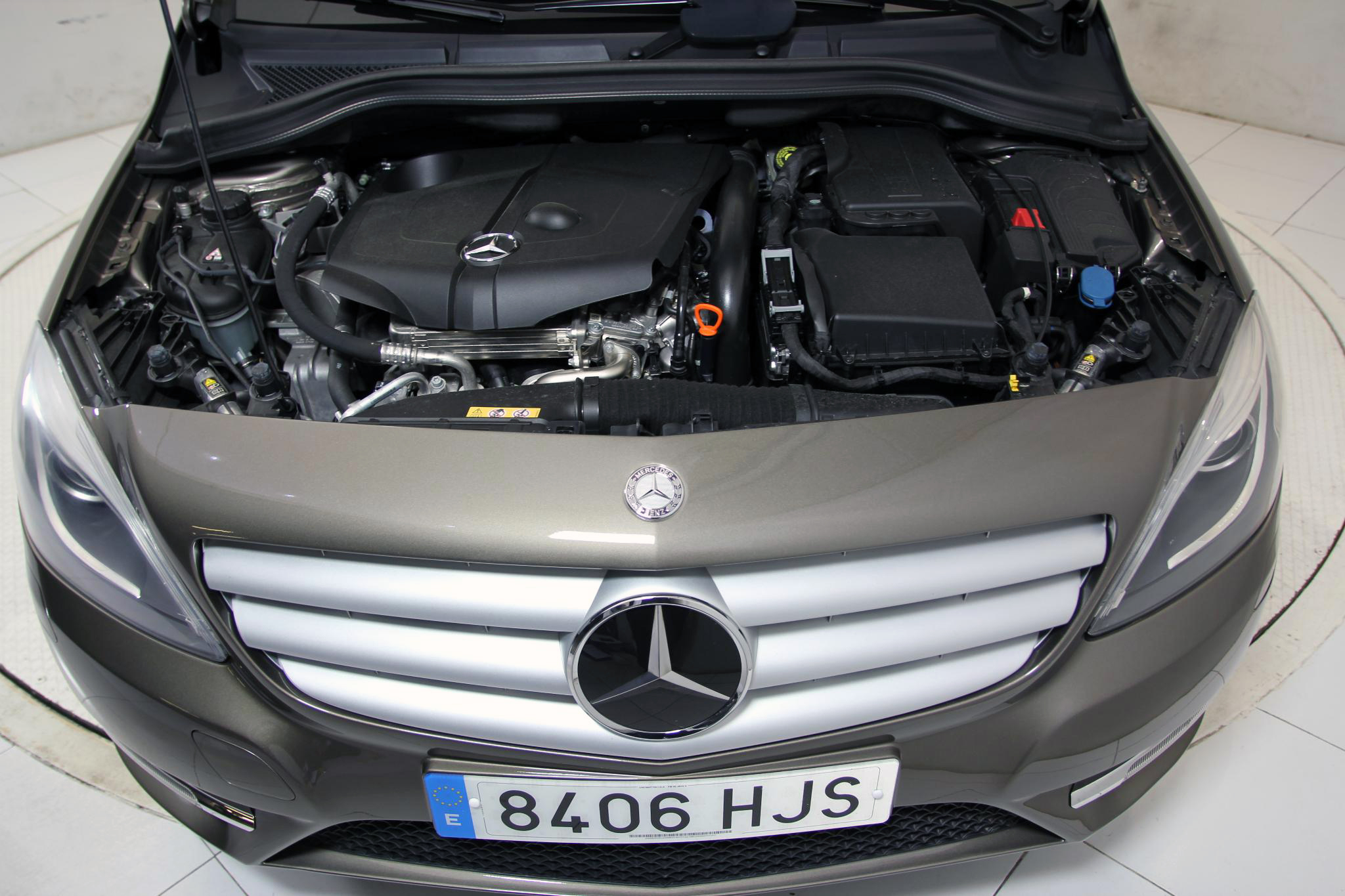 Mercedes-Benz Clase B CLASE B 180 CDI BLUE EFFICIENCY 5P imagen 34