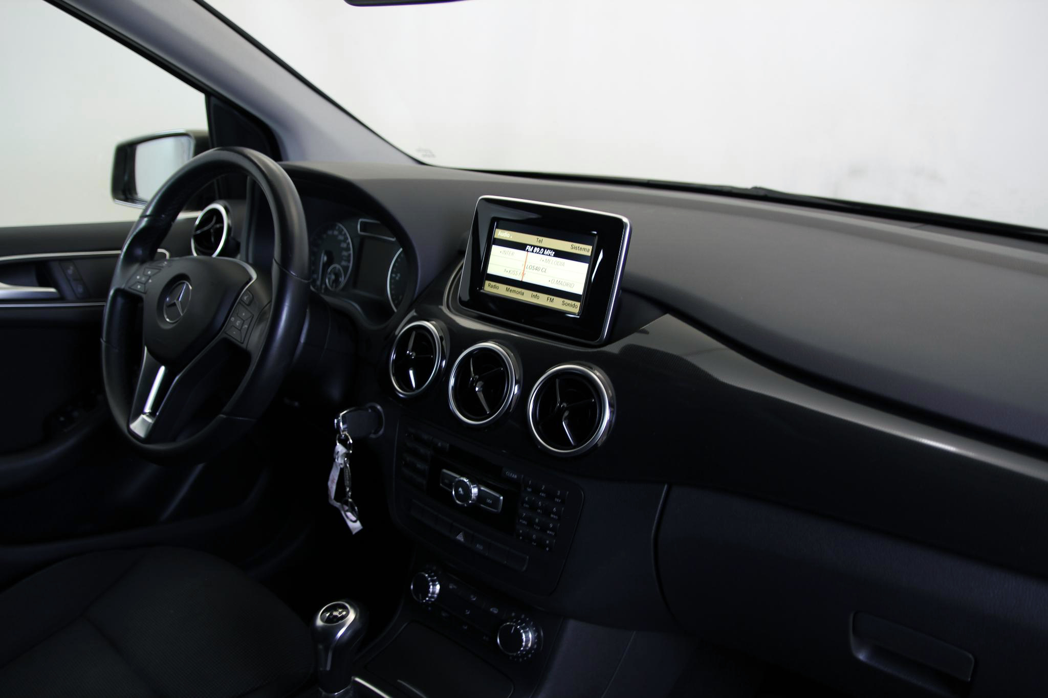 Mercedes-Benz Clase B CLASE B 180 CDI BLUE EFFICIENCY 5P imagen 18