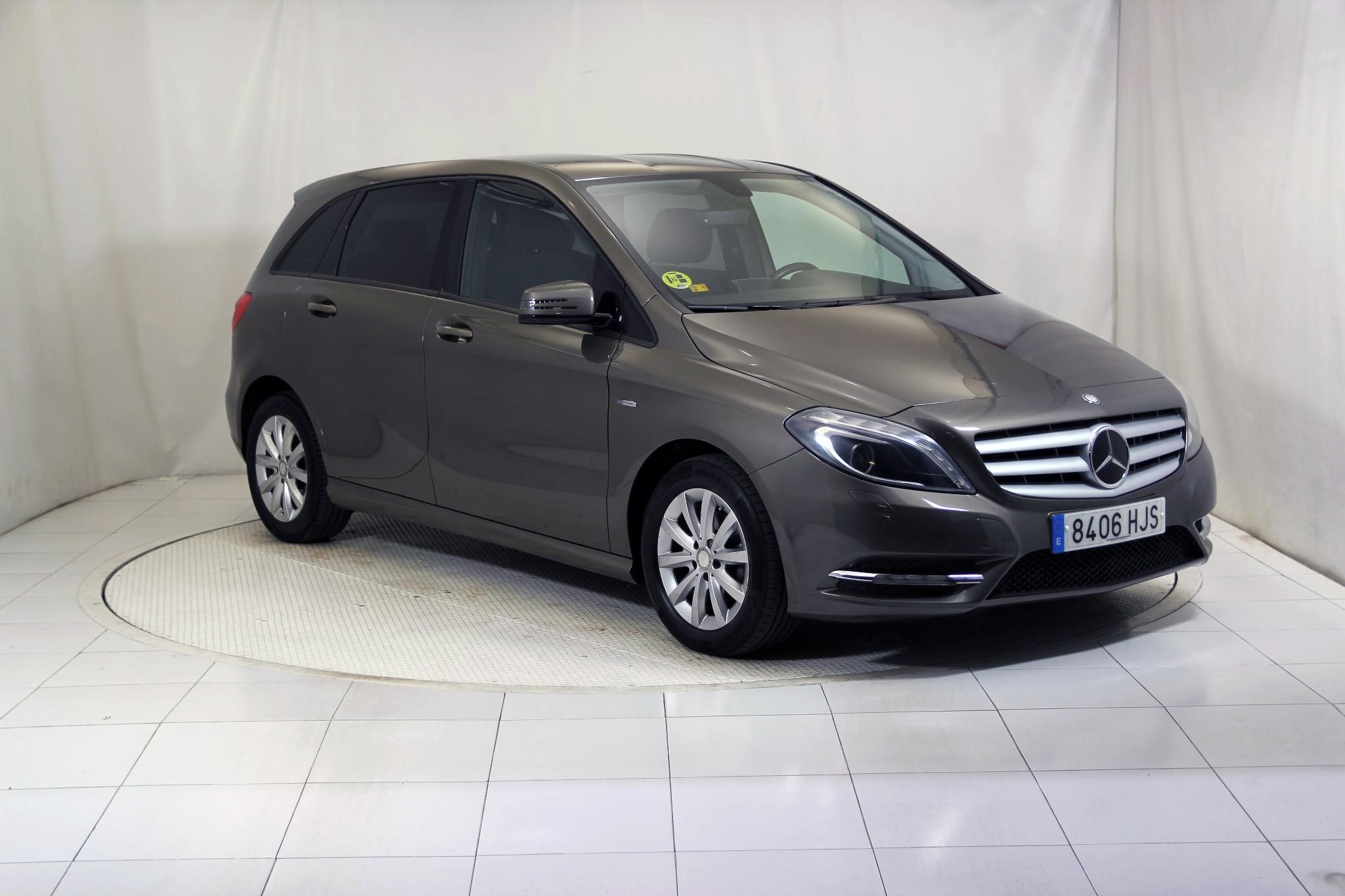 Mercedes-Benz Clase B CLASE B 180 CDI BLUE EFFICIENCY 5P imagen 4