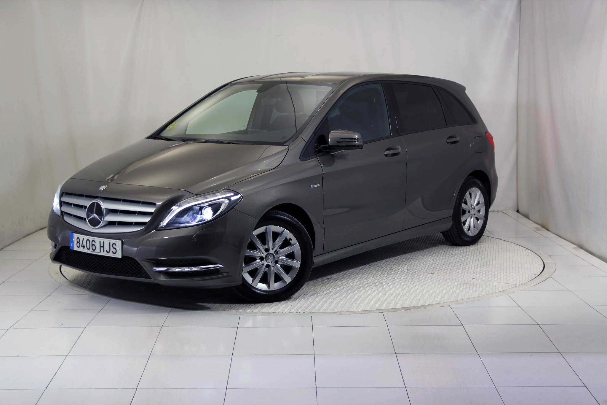 Mercedes-Benz Clase B CLASE B 180 CDI BLUE EFFICIENCY 5P imagen 2
