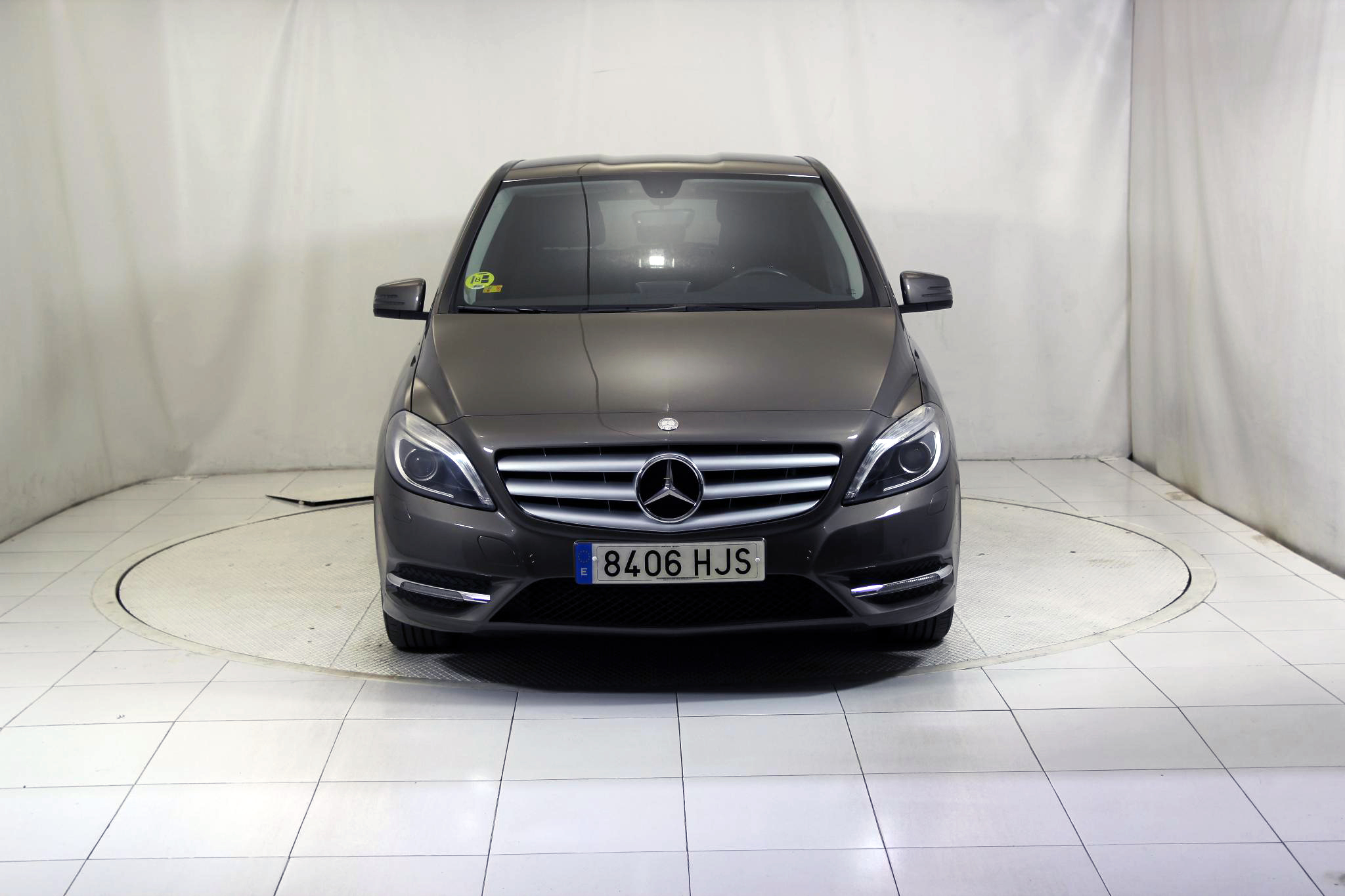 Mercedes-Benz Clase B CLASE B 180 CDI BLUE EFFICIENCY 5P imagen 3