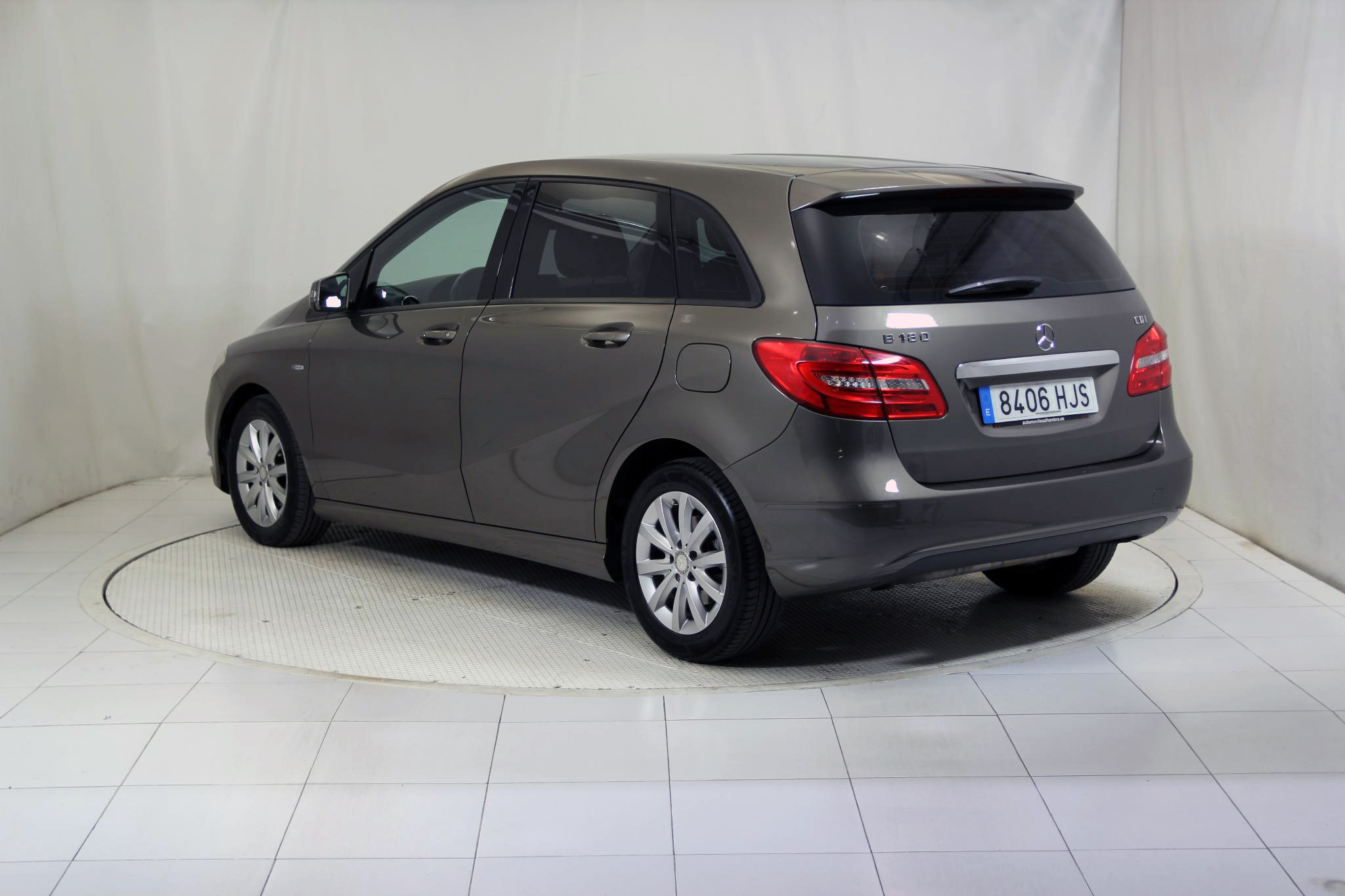 Mercedes-Benz Clase B CLASE B 180 CDI BLUE EFFICIENCY 5P imagen 8