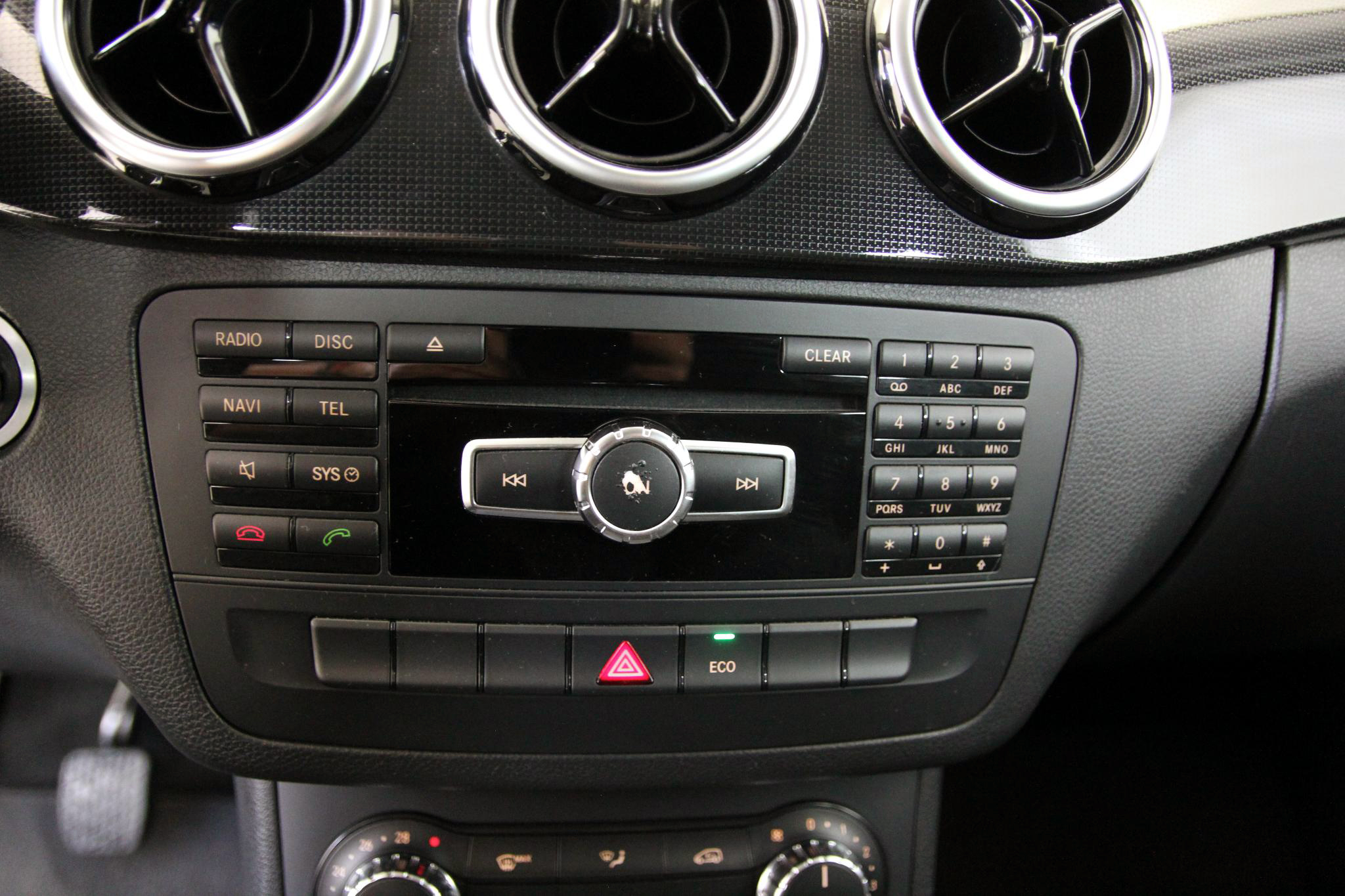 Mercedes-Benz Clase B CLASE B 180 CDI BLUE EFFICIENCY 5P imagen 26