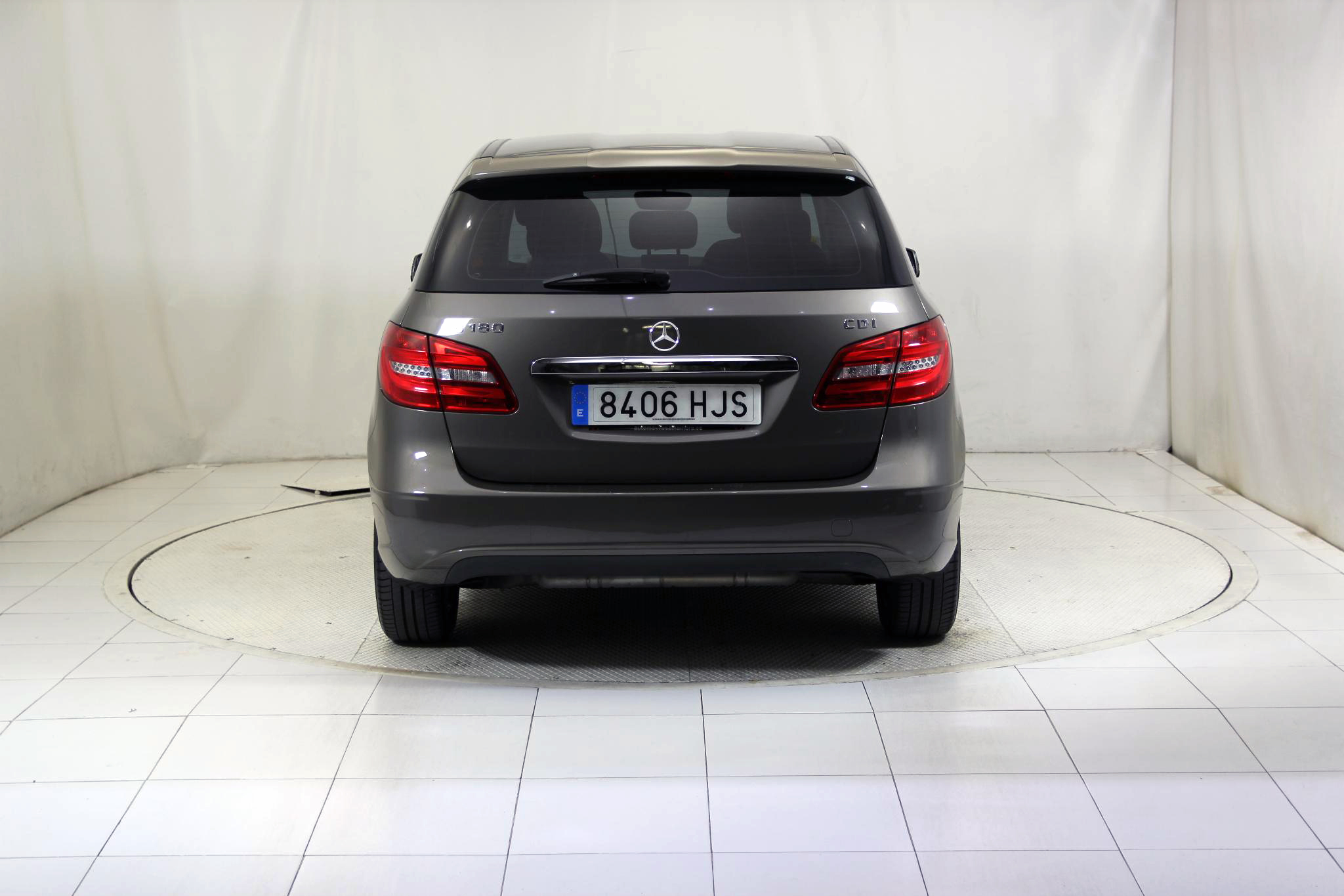Mercedes-Benz Clase B CLASE B 180 CDI BLUE EFFICIENCY 5P imagen 7