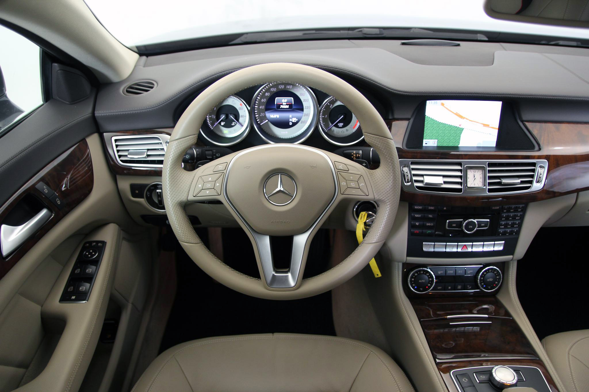 Mercedes-Benz Clase CLS CLS SHOOTING BRAKE 350 CDI AUTO imagen 11