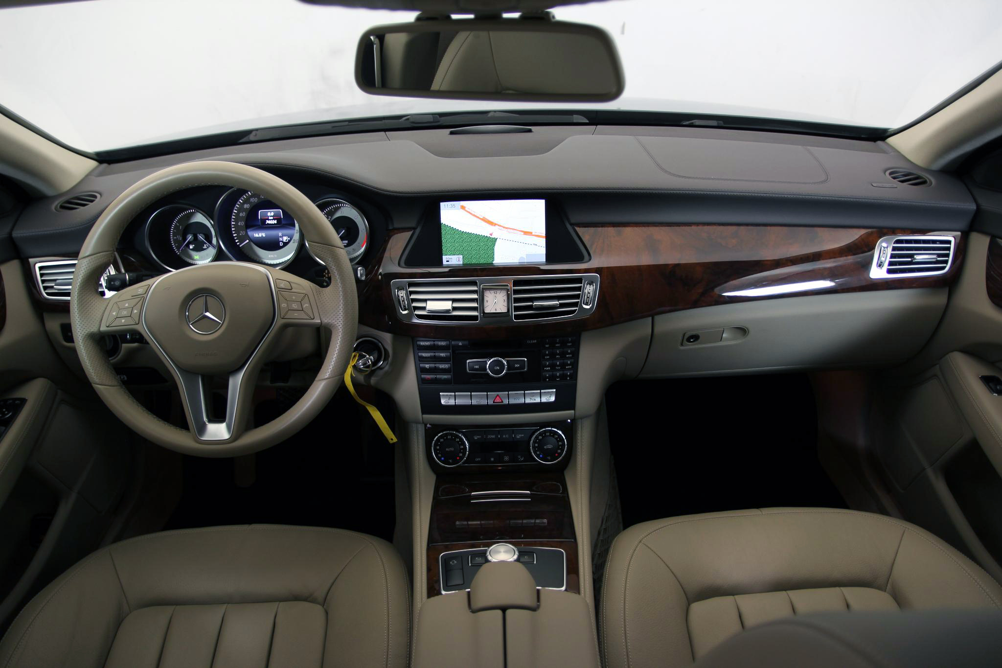Mercedes-Benz Clase CLS CLS SHOOTING BRAKE 350 CDI AUTO imagen 10