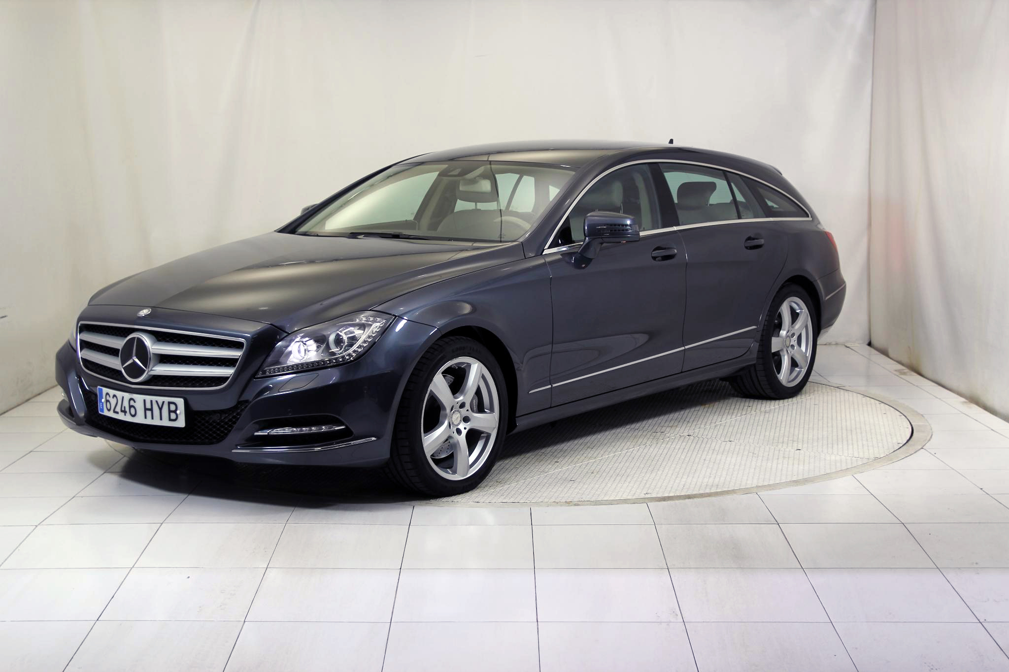 Mercedes-Benz Clase CLS CLS SHOOTING BRAKE 350 CDI AUTO imagen 1