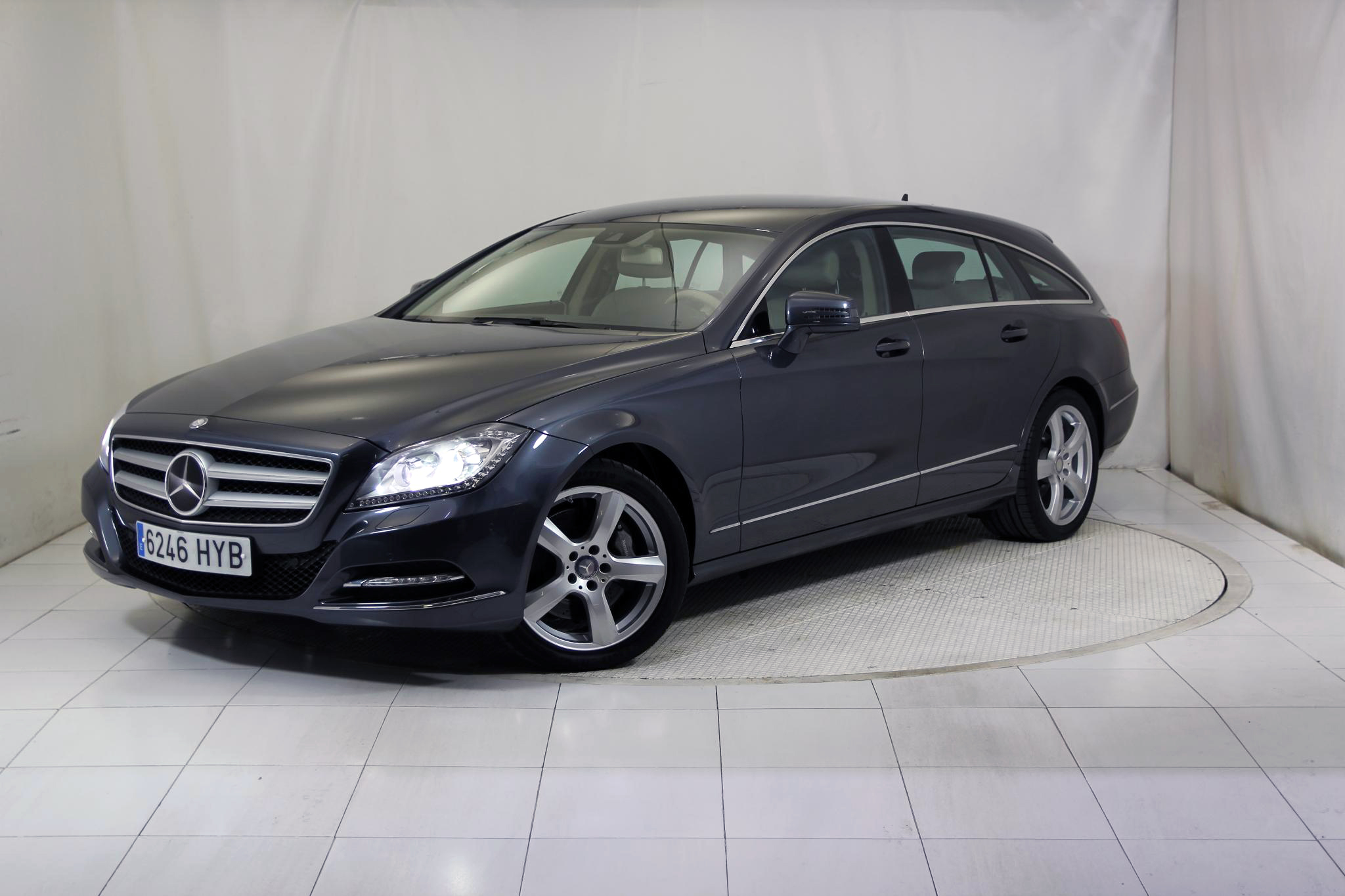 Mercedes-Benz Clase CLS CLS SHOOTING BRAKE 350 CDI AUTO imagen 2