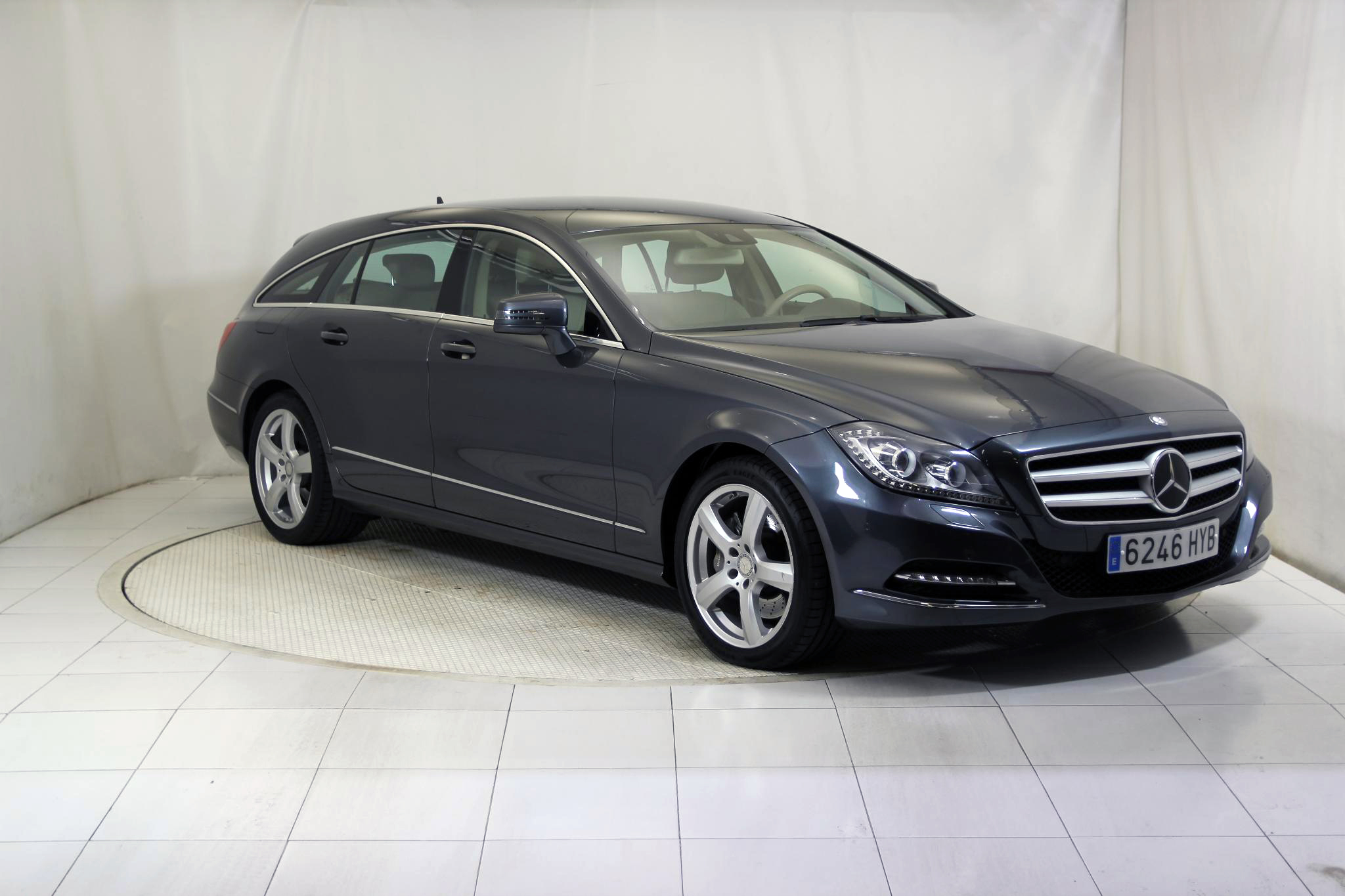 Mercedes-Benz Clase CLS CLS SHOOTING BRAKE 350 CDI AUTO imagen 4