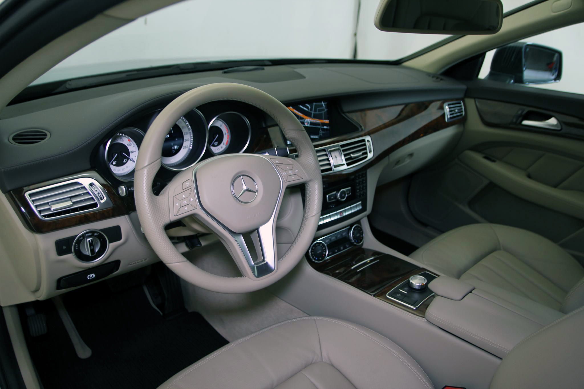 Mercedes-Benz Clase CLS CLS SHOOTING BRAKE 350 CDI AUTO imagen 21