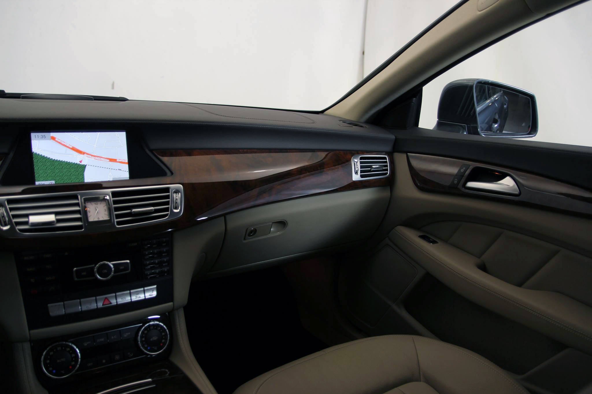 Mercedes-Benz Clase CLS CLS SHOOTING BRAKE 350 CDI AUTO imagen 12