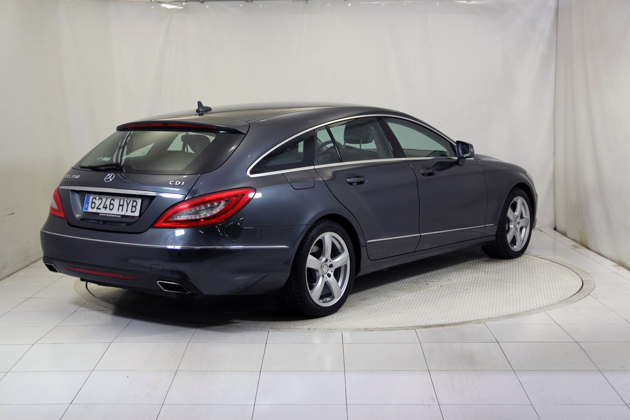 Mercedes-Benz Clase CLS CLS SHOOTING BRAKE 350 CDI AUTO imagen 6