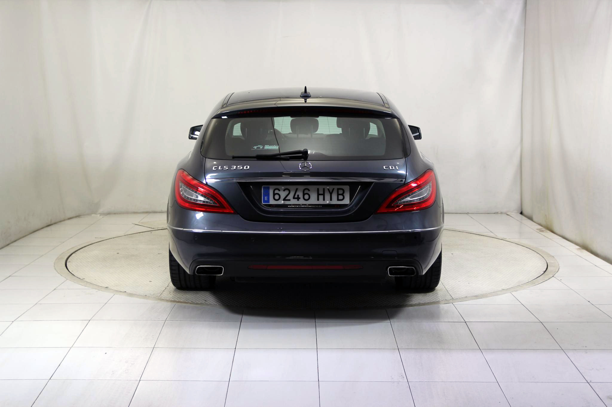 Mercedes-Benz Clase CLS CLS SHOOTING BRAKE 350 CDI AUTO imagen 7