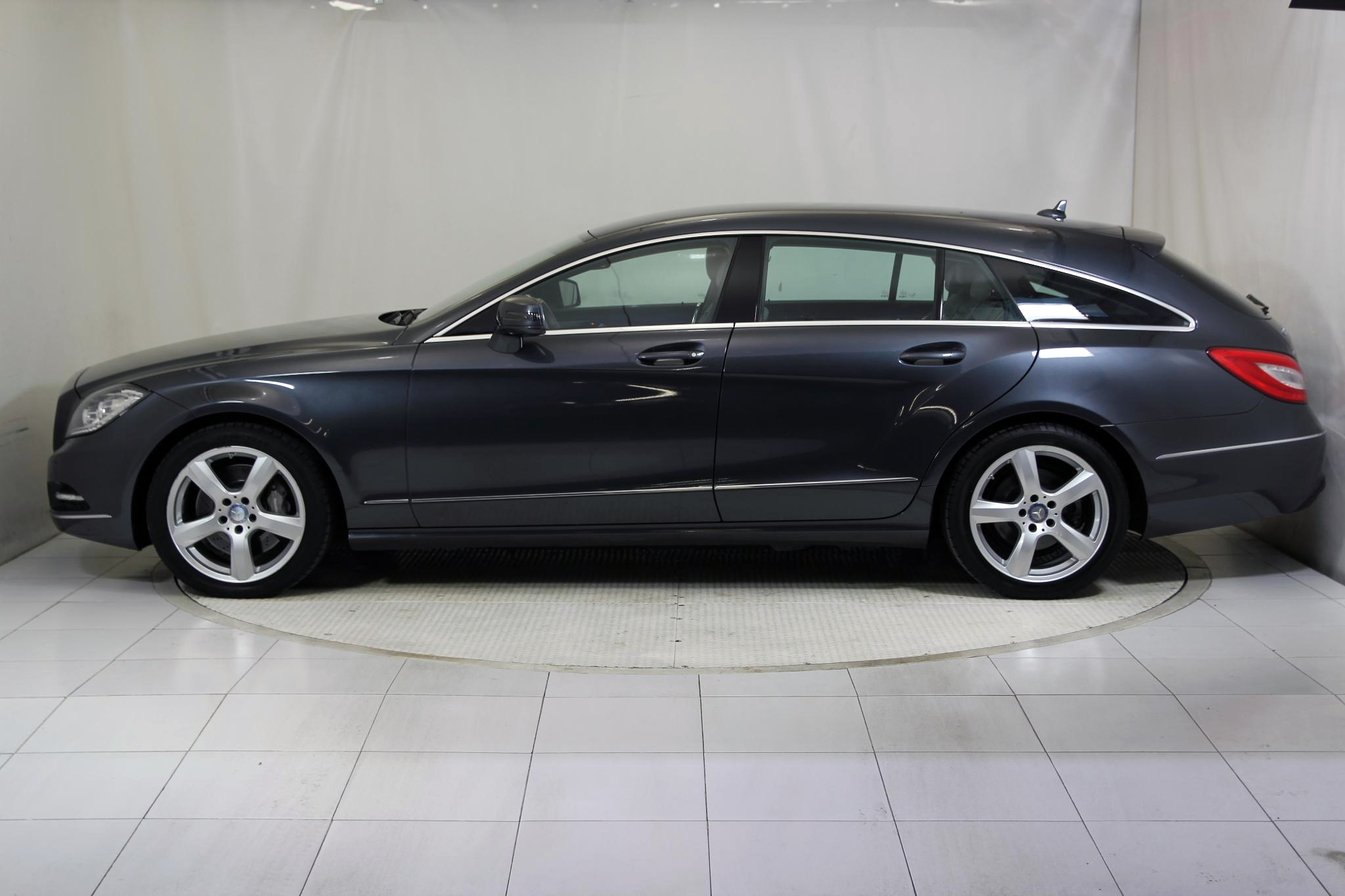 Mercedes-Benz Clase CLS CLS SHOOTING BRAKE 350 CDI AUTO imagen 9