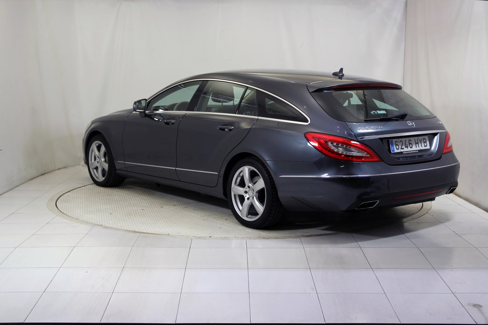 Mercedes-Benz Clase CLS CLS SHOOTING BRAKE 350 CDI AUTO imagen 8