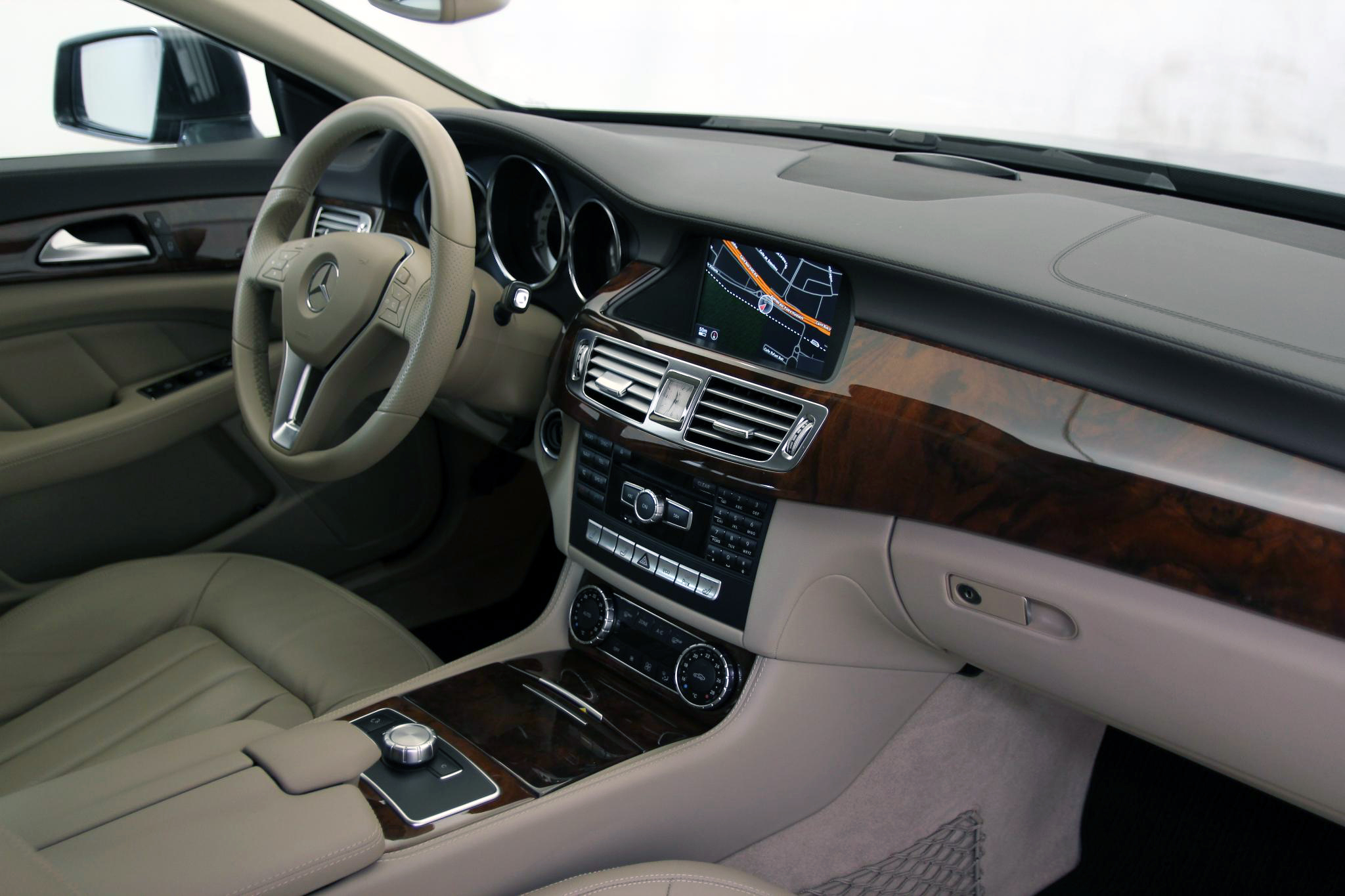 Mercedes-Benz Clase CLS CLS SHOOTING BRAKE 350 CDI AUTO imagen 20
