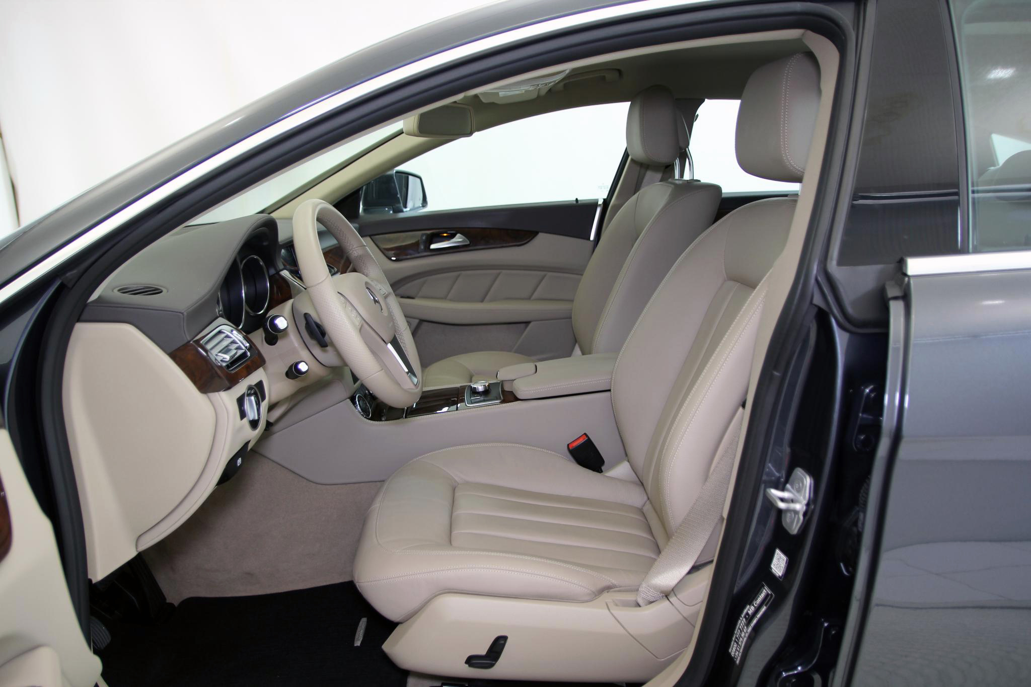Mercedes-Benz Clase CLS CLS SHOOTING BRAKE 350 CDI AUTO imagen 15