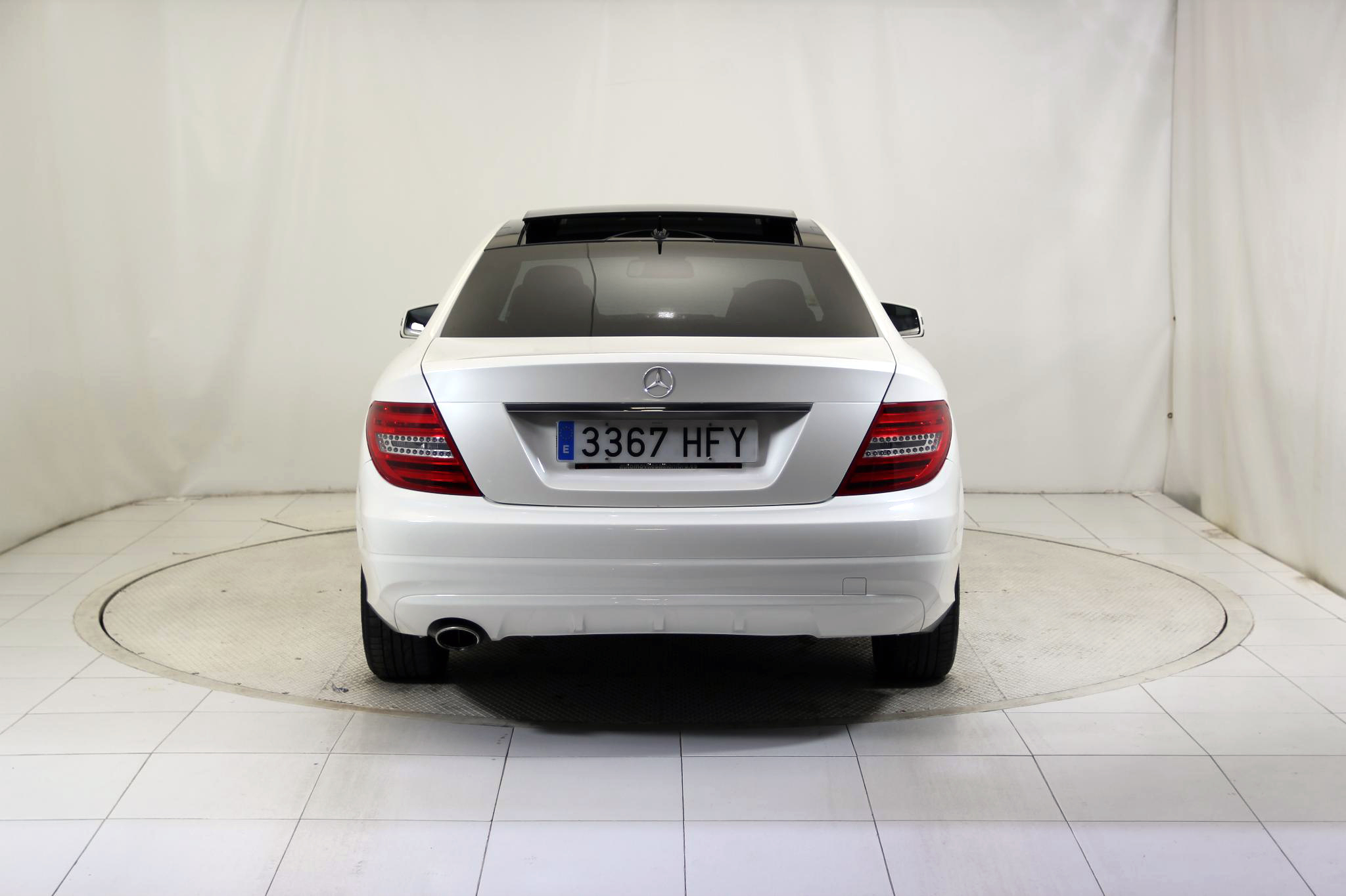 Mercedes-Benz Clase C CLASE C COUPE 220 CDI BLUE EFFICIENCY imagen 7