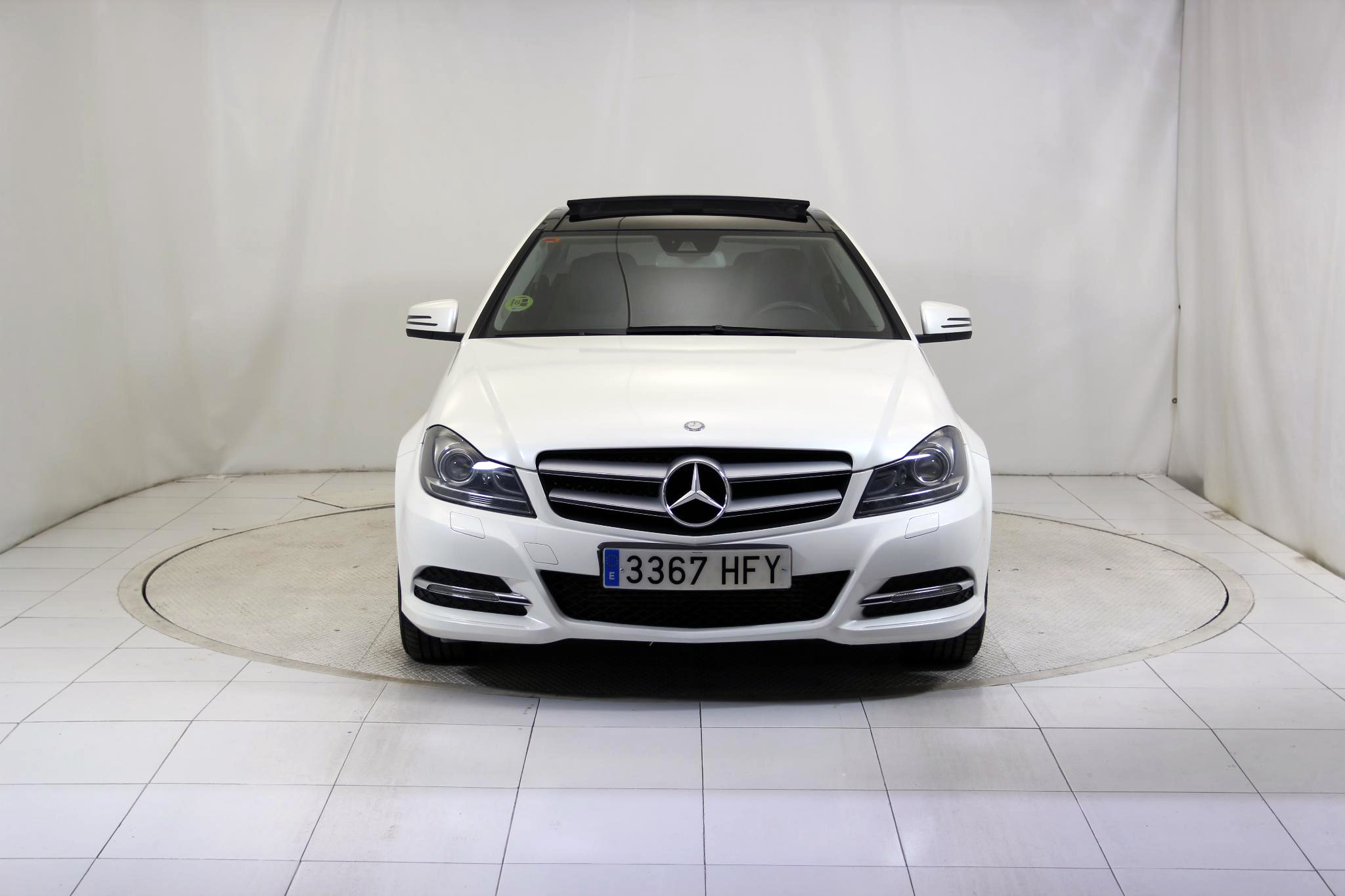 Mercedes-Benz Clase C CLASE C COUPE 220 CDI BLUE EFFICIENCY imagen 3