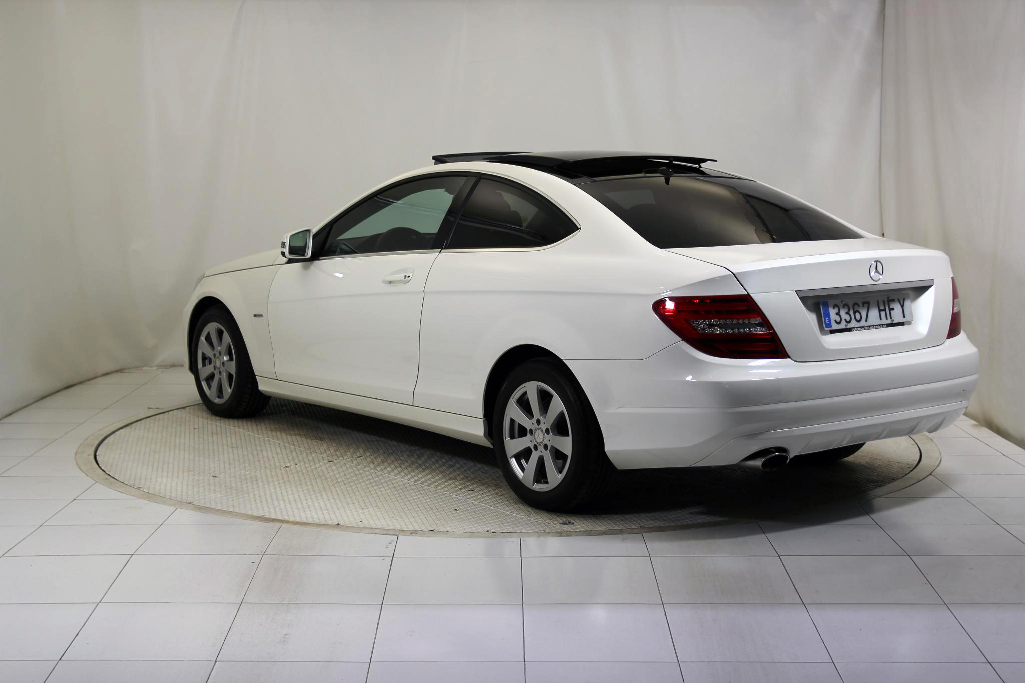 Mercedes-Benz Clase C CLASE C COUPE 220 CDI BLUE EFFICIENCY imagen 8