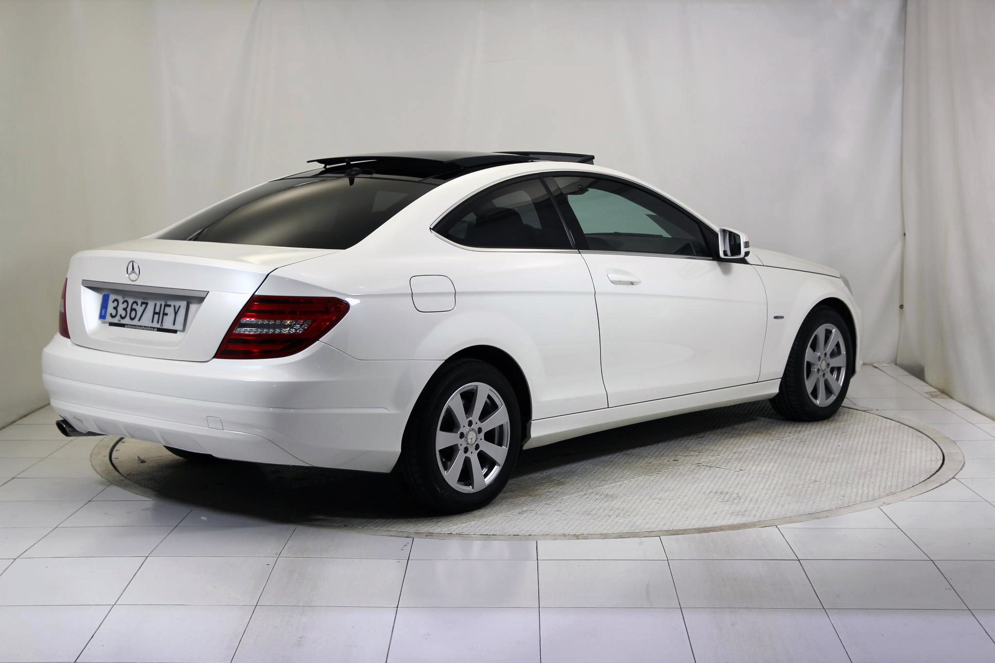 Mercedes-Benz Clase C CLASE C COUPE 220 CDI BLUE EFFICIENCY imagen 6