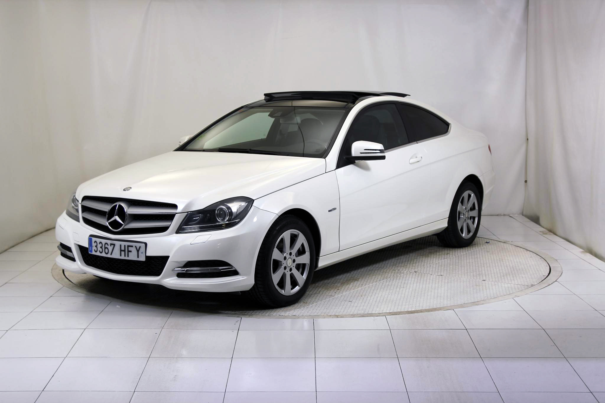 Mercedes-Benz Clase C CLASE C COUPE 220 CDI BLUE EFFICIENCY imagen 1