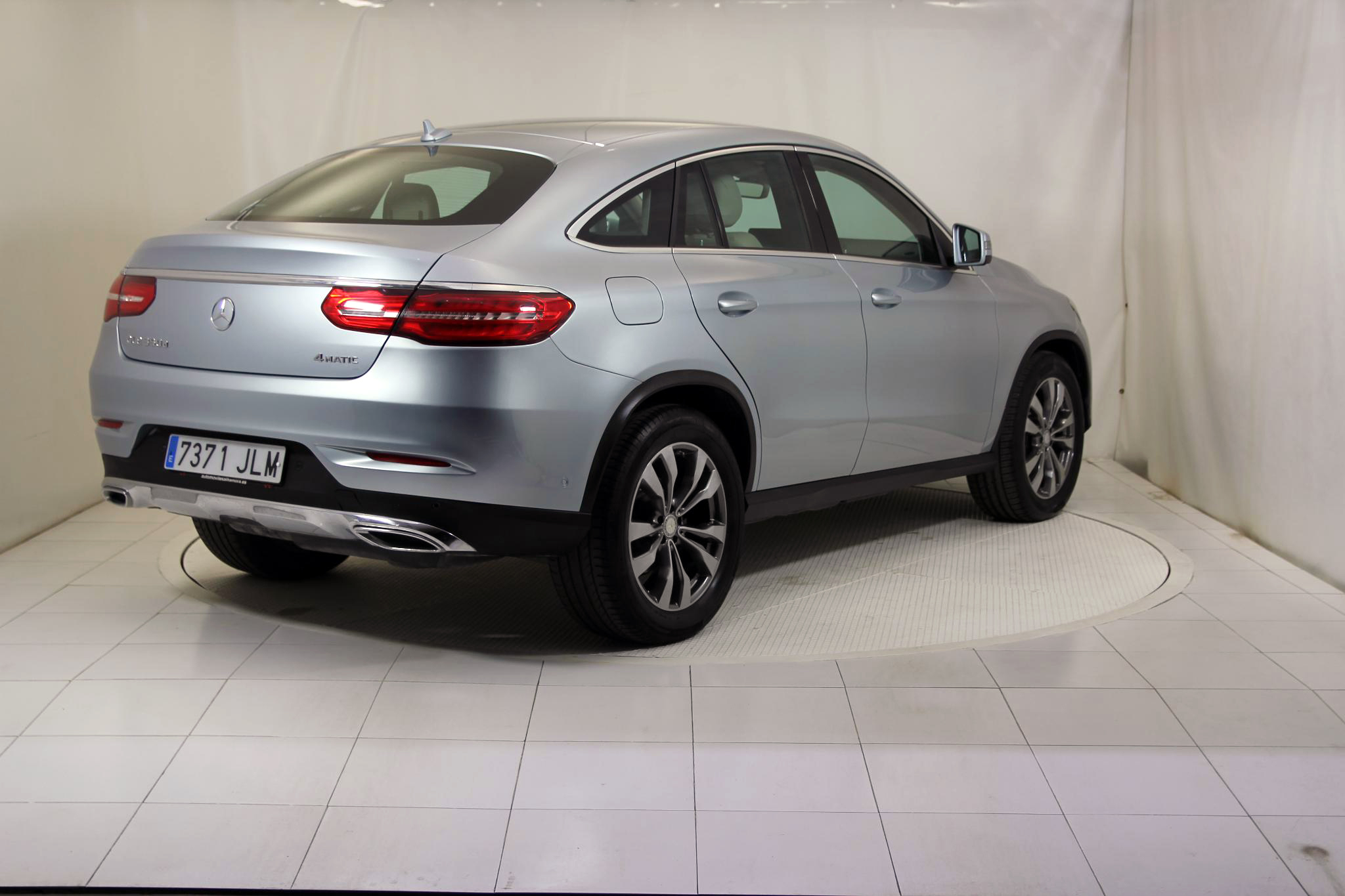Mercedes-Benz Clase GLE GLE COUPE 350 D 4MATIC imagen 6