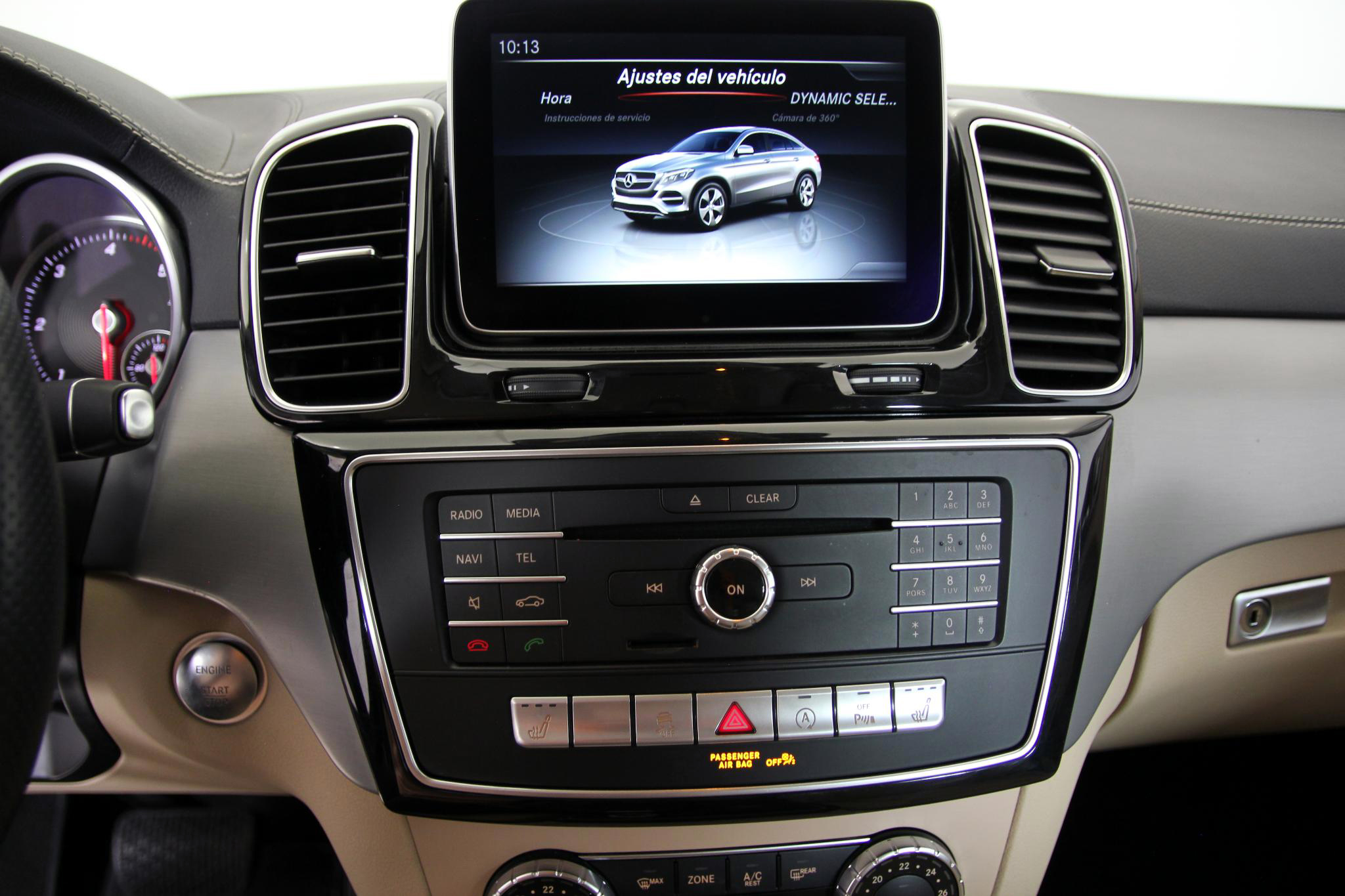 Mercedes-Benz Clase GLE GLE COUPE 350 D 4MATIC imagen 30