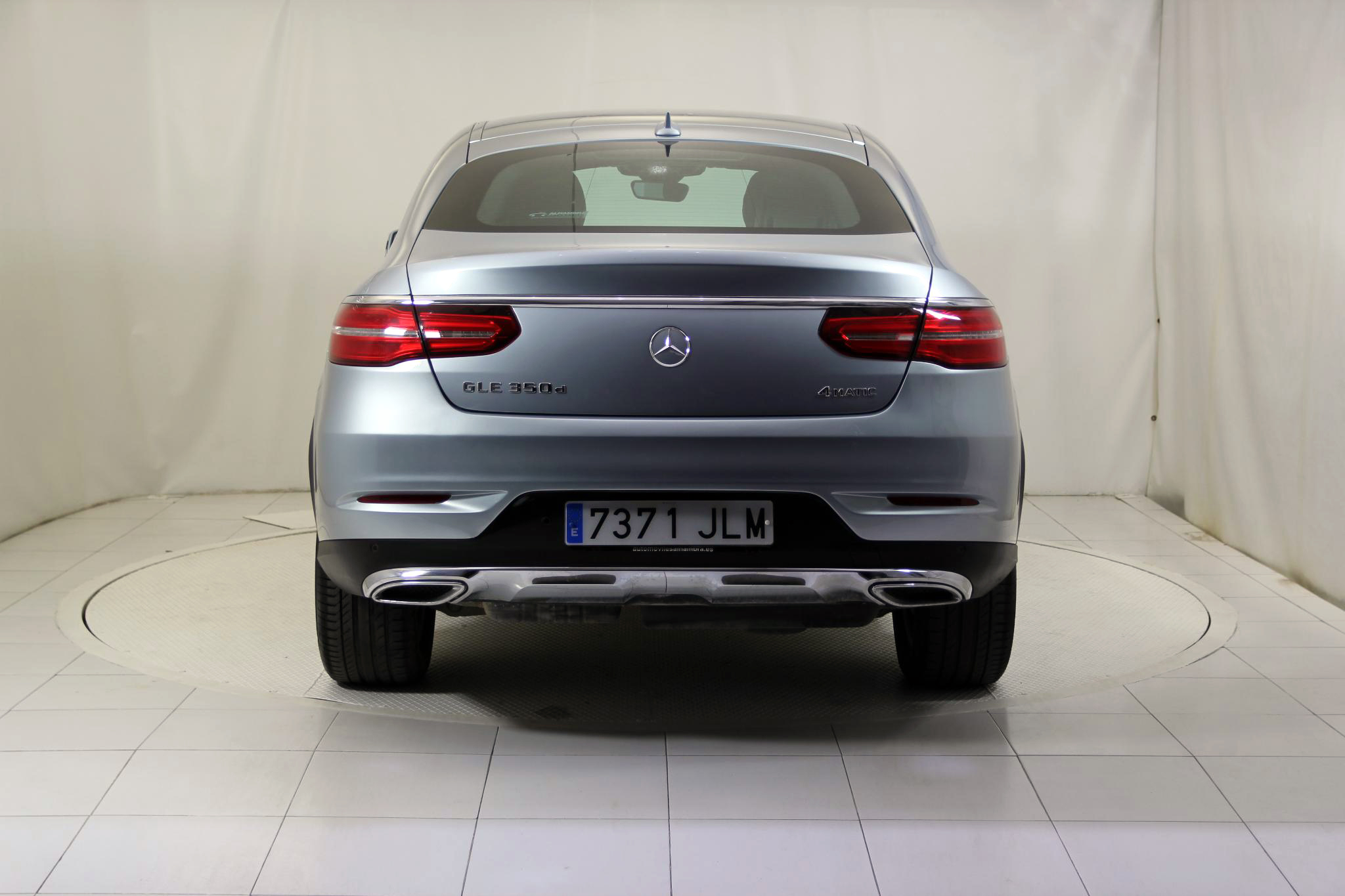 Mercedes-Benz Clase GLE GLE COUPE 350 D 4MATIC imagen 7