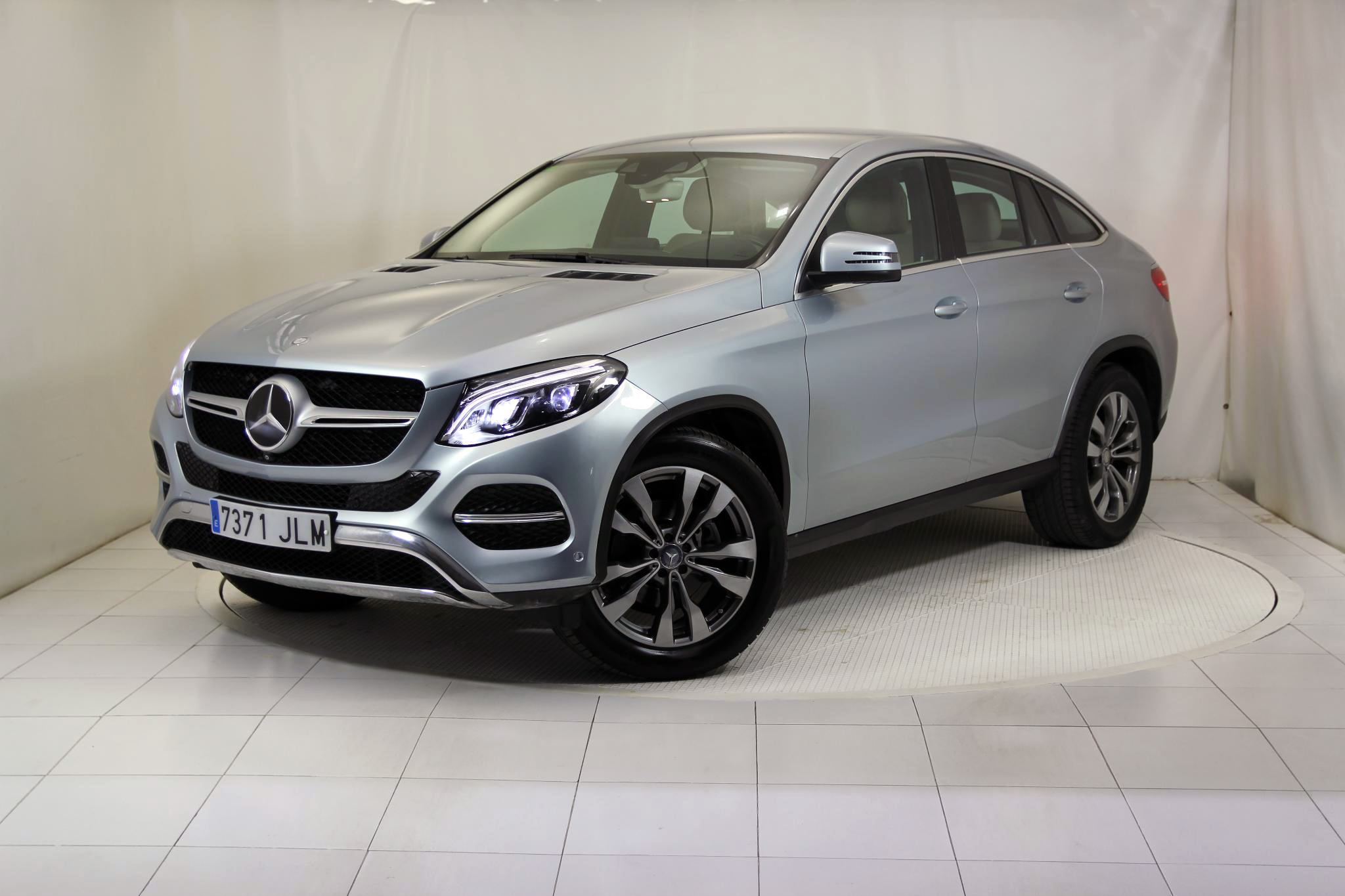 Mercedes-Benz Clase GLE GLE COUPE 350 D 4MATIC imagen 2