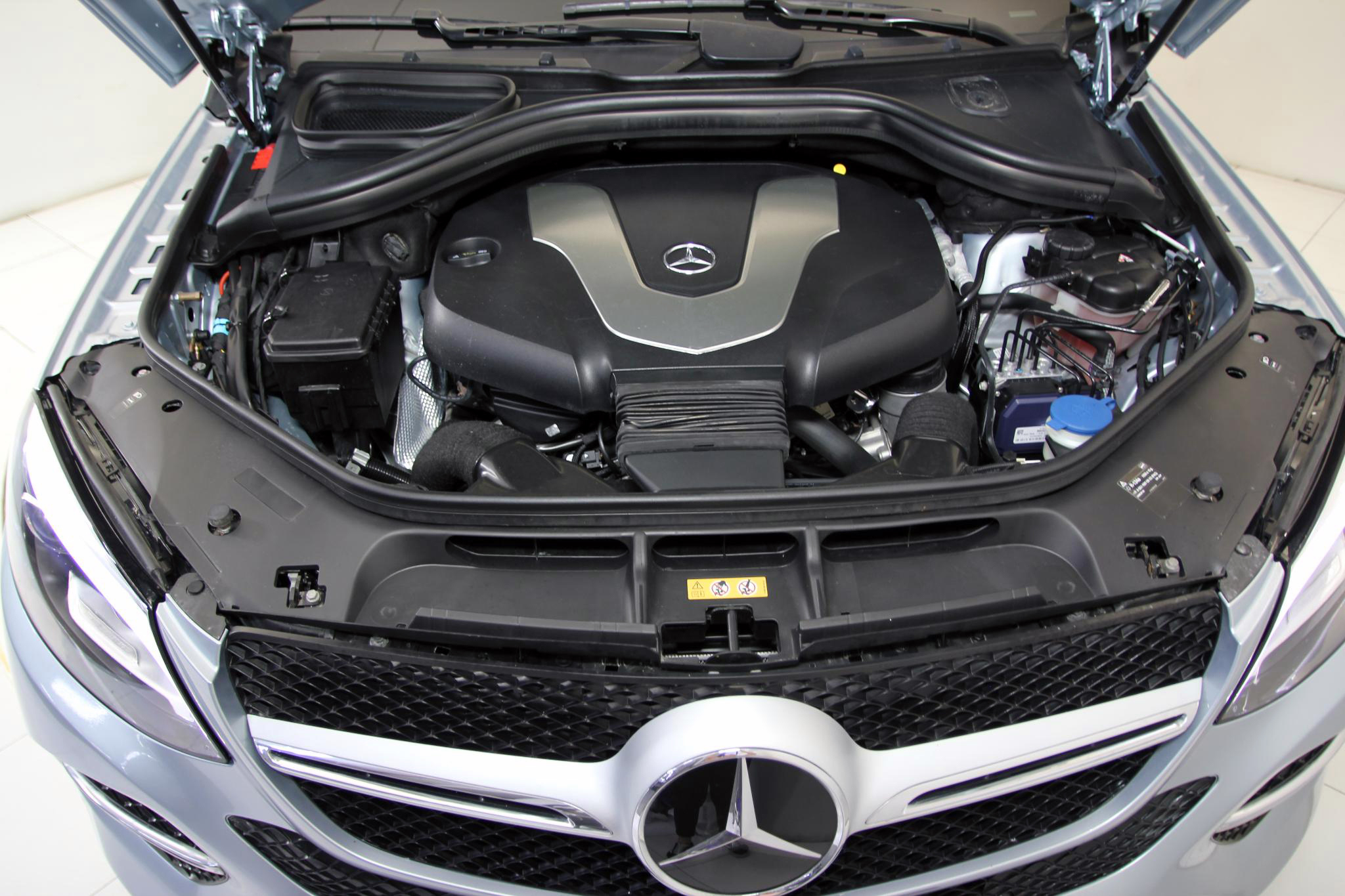 Mercedes-Benz Clase GLE GLE COUPE 350 D 4MATIC imagen 60