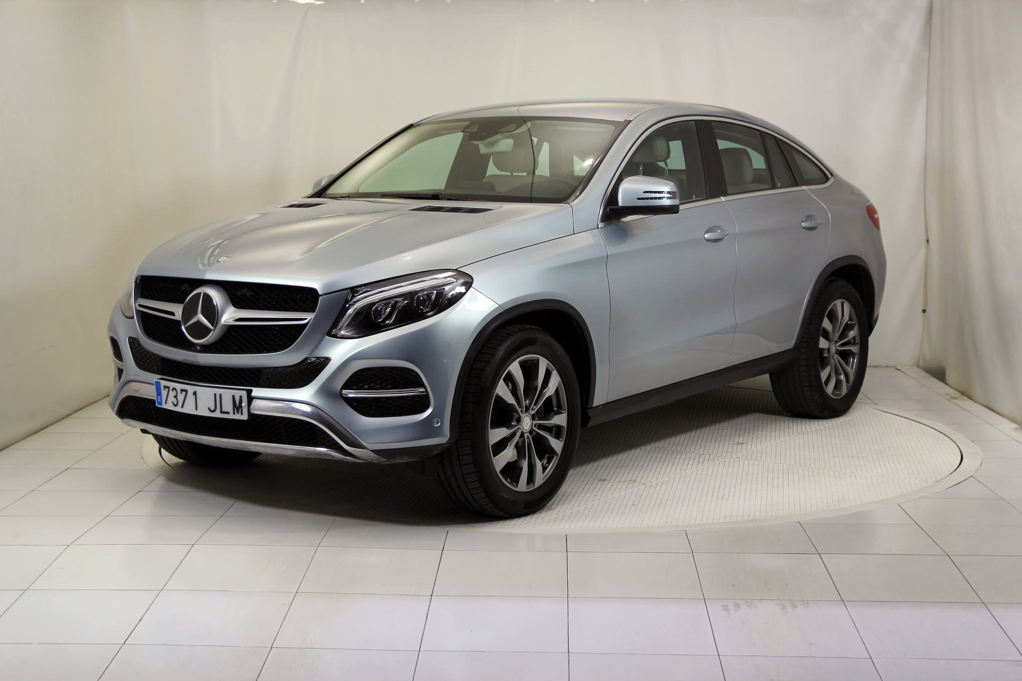Mercedes-Benz Clase GLE GLE COUPE 350 D 4MATIC imagen 1
