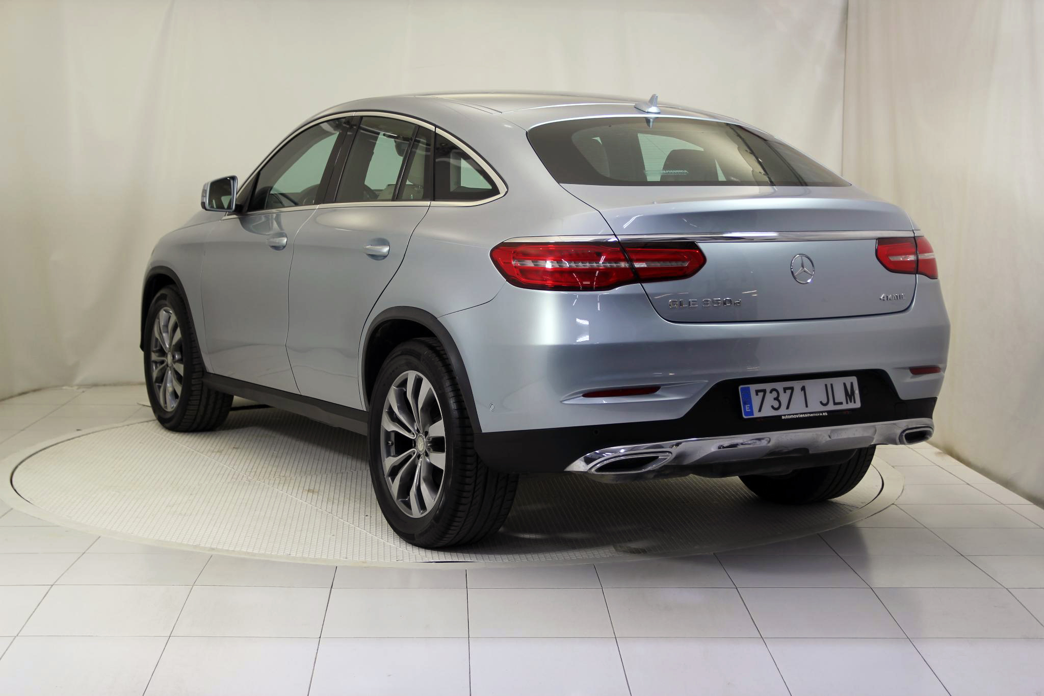 Mercedes-Benz Clase GLE GLE COUPE 350 D 4MATIC imagen 8